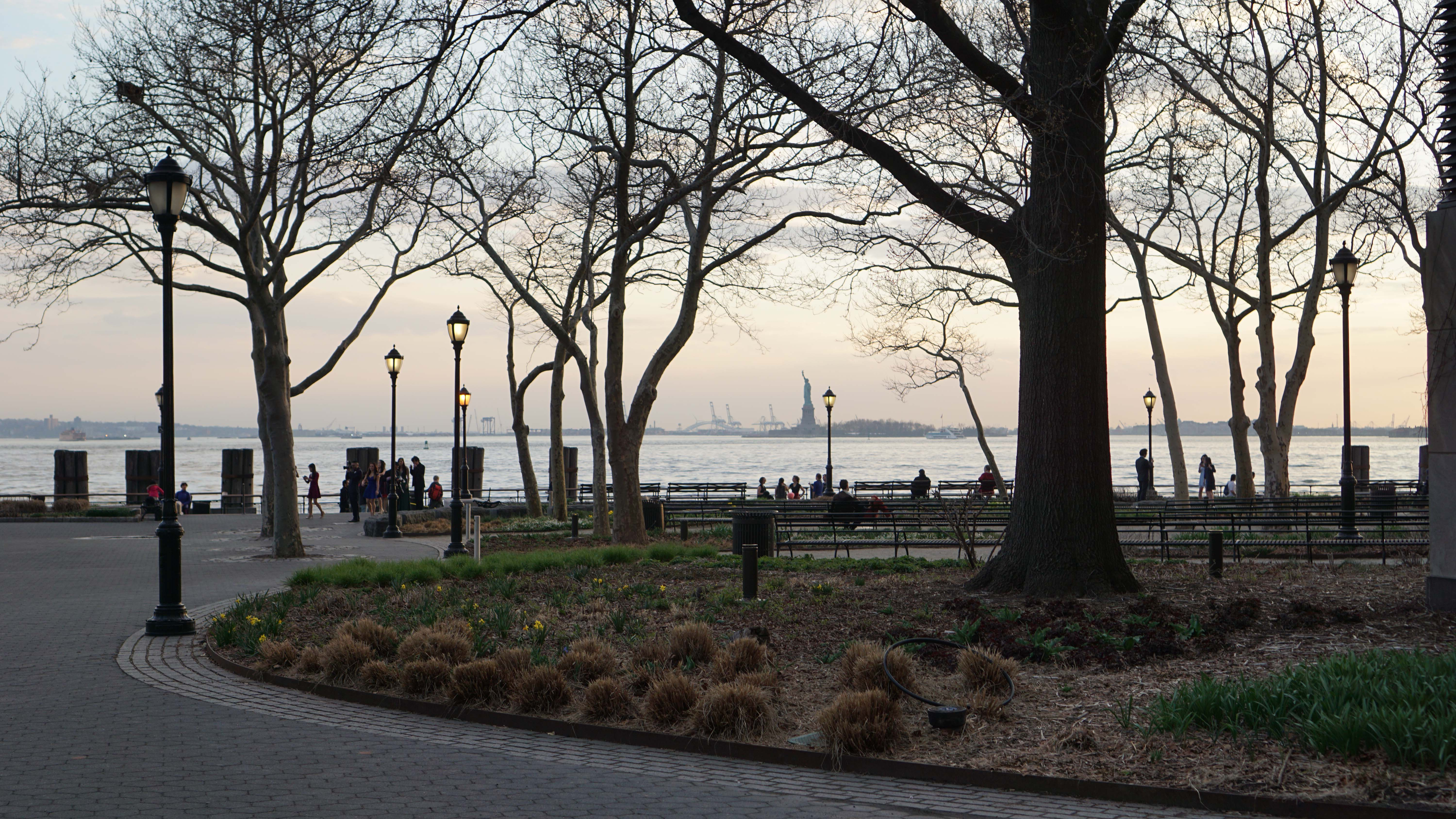 Battery Park Conservancy open 11