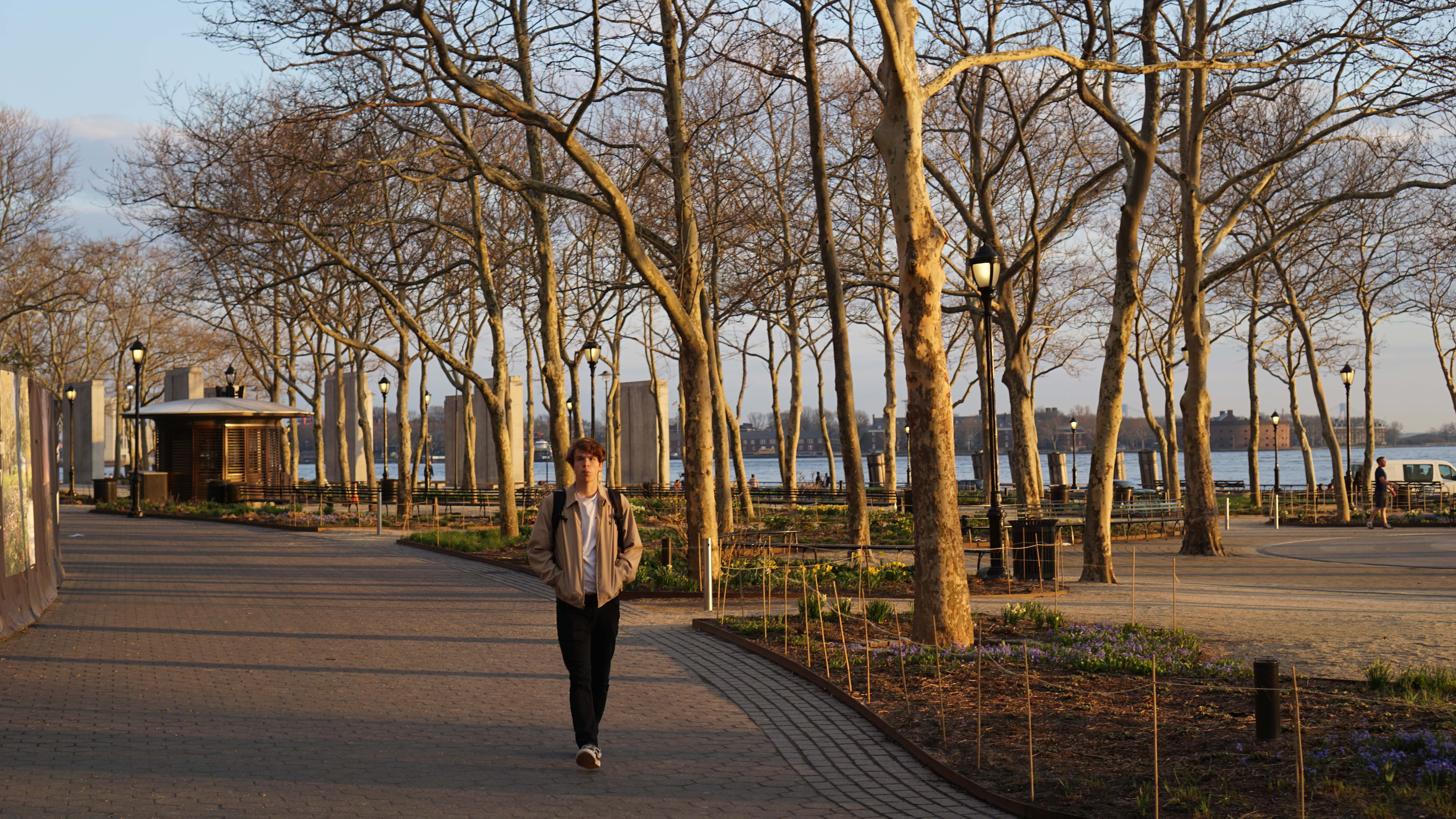 Battery Park Conservancy open 8