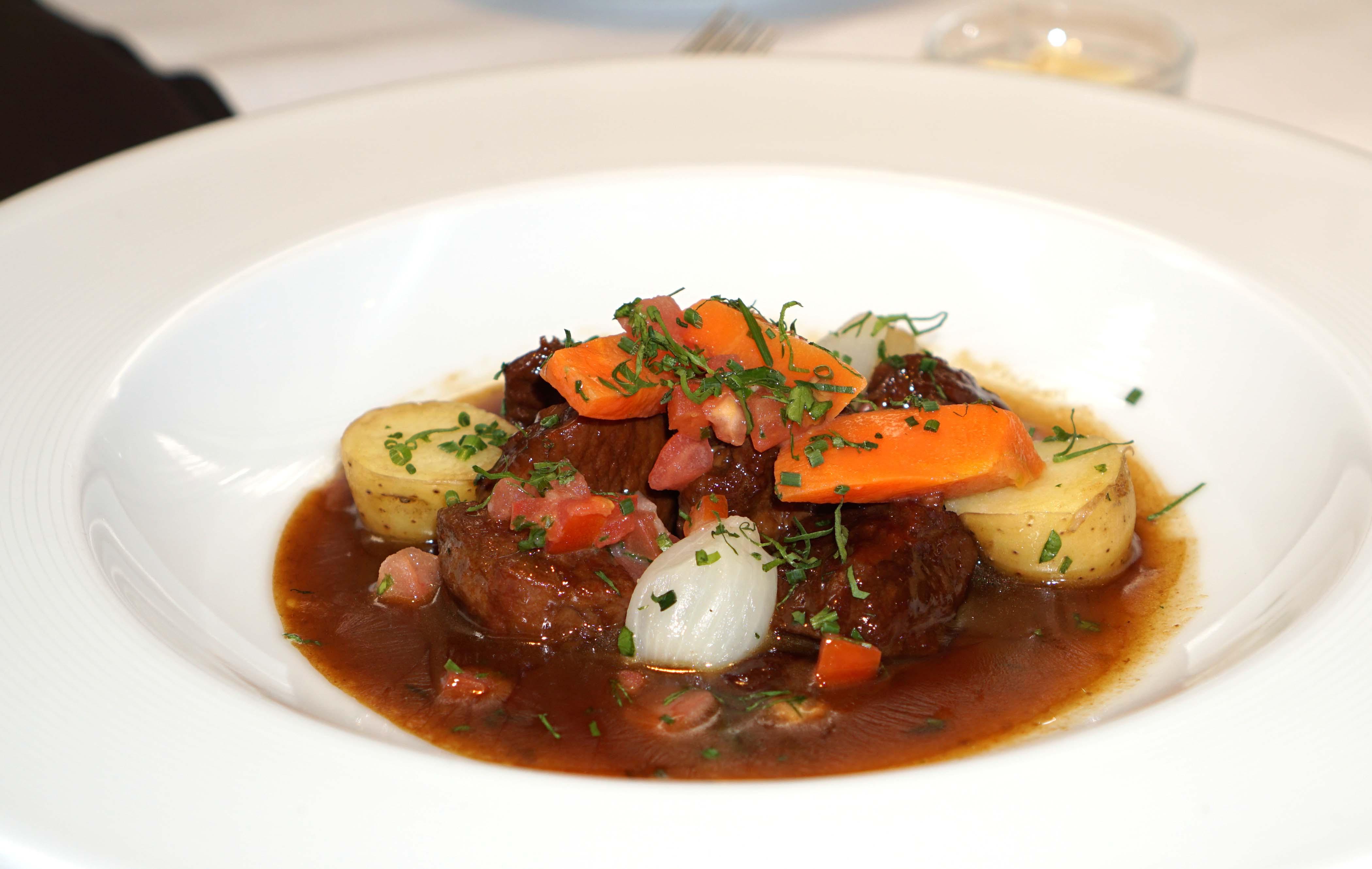 Beaubourg braised pork stew