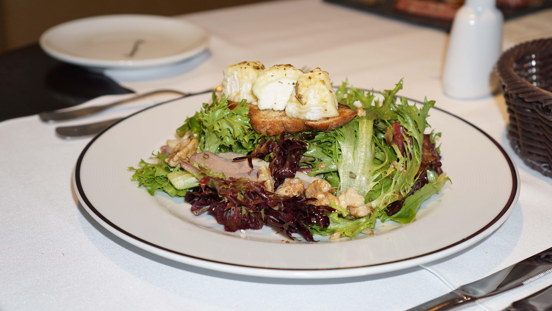 Beaubourg salad