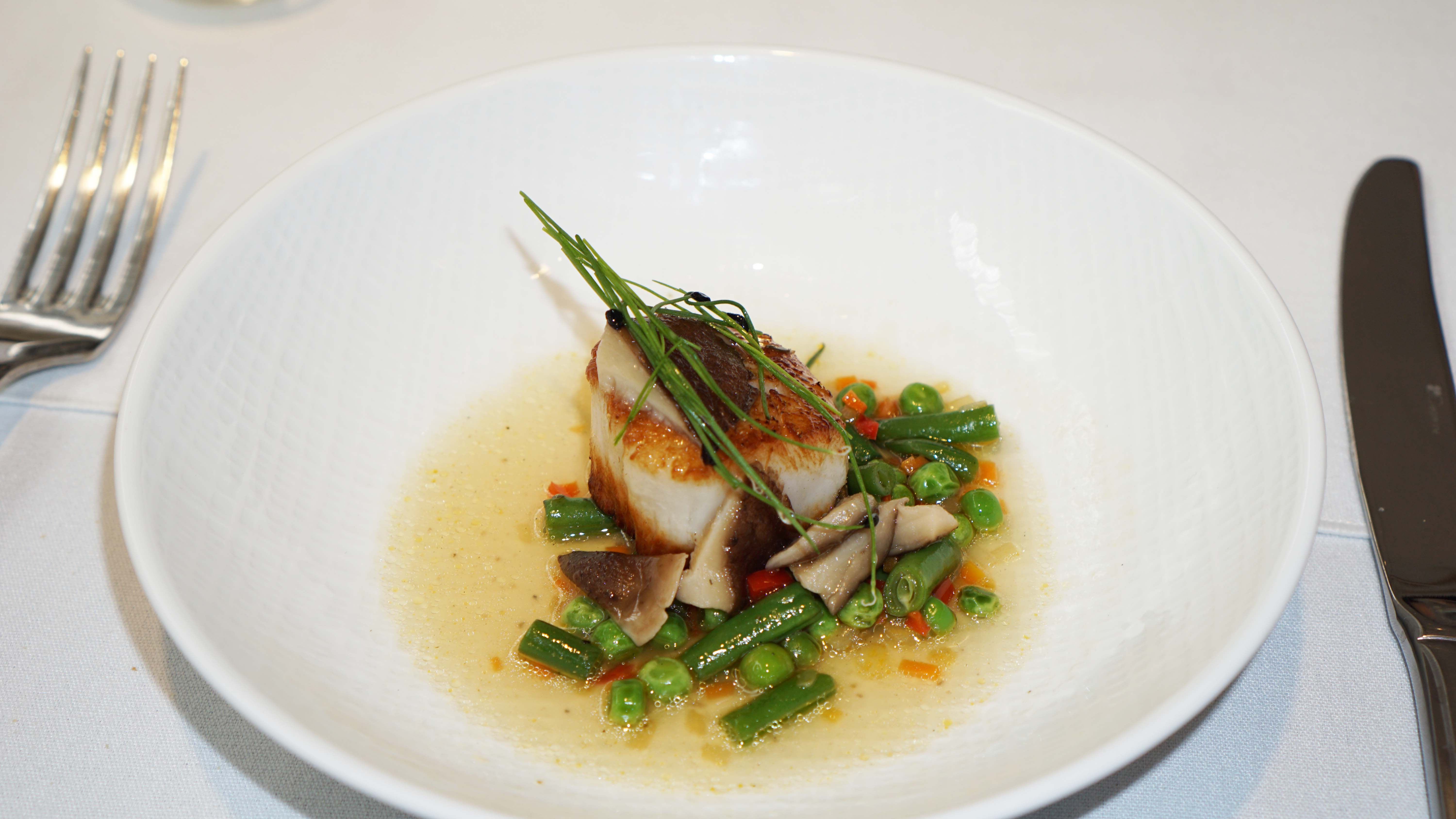 Beaubourg scallop
