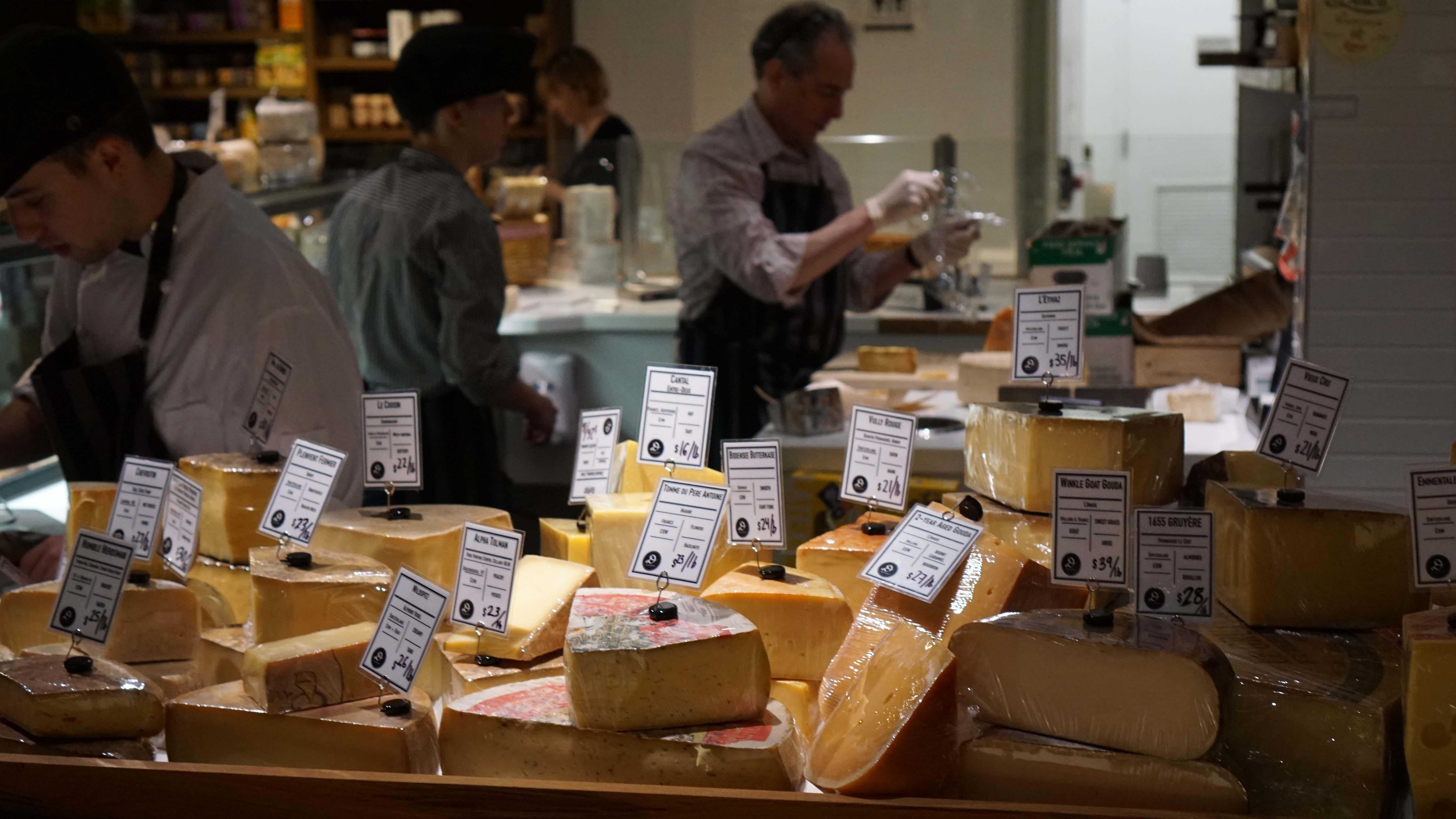Le District Fromagerie cheese 2