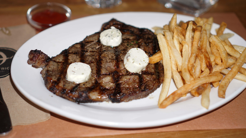 Le District's La Boucherie final steak