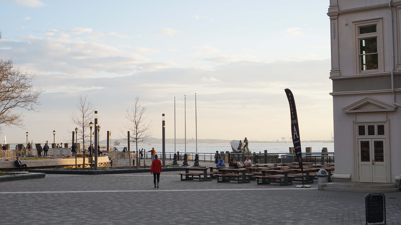 Pier A Plaza