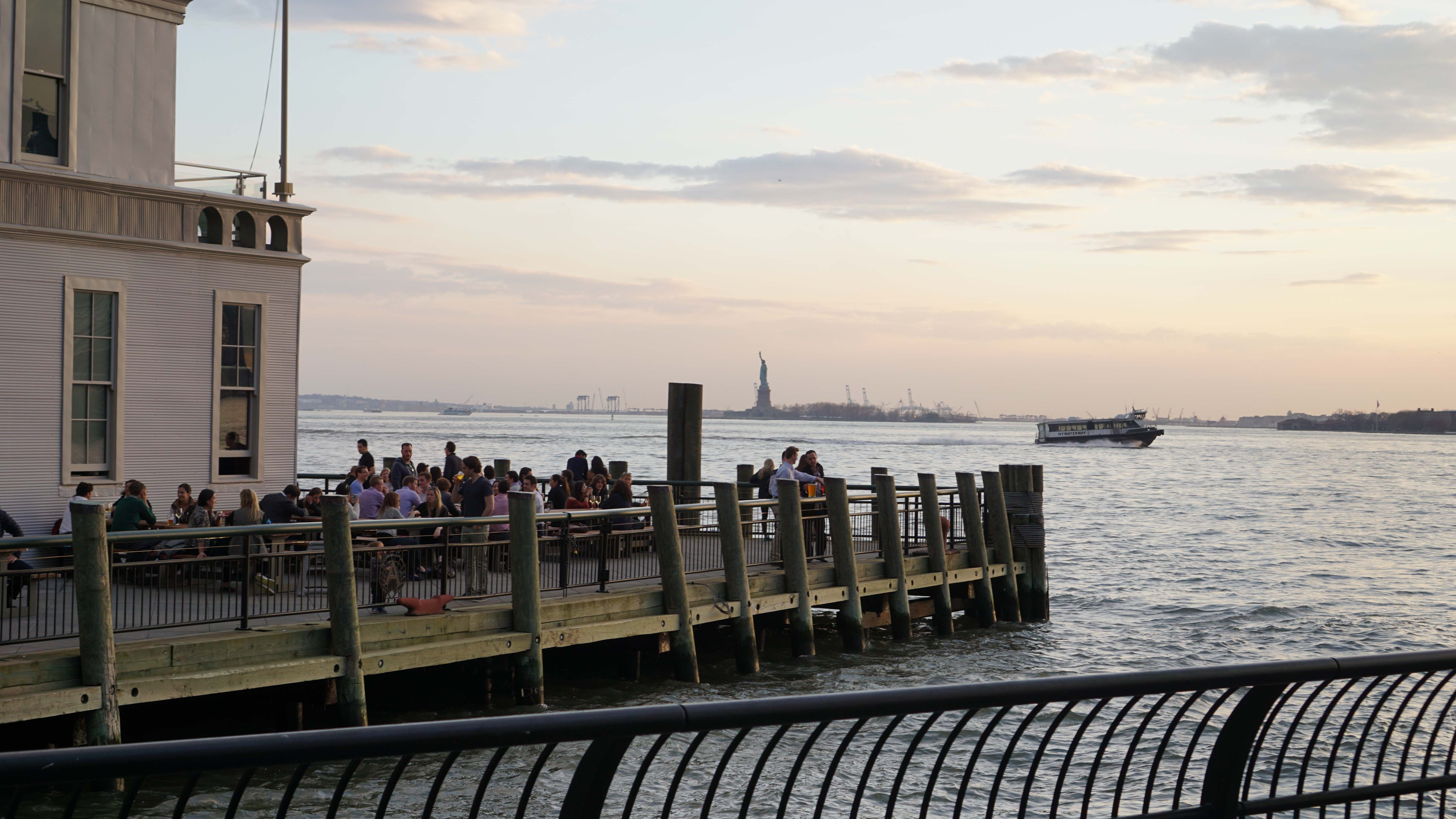 Pier A outdoor seating C 4-17-2015