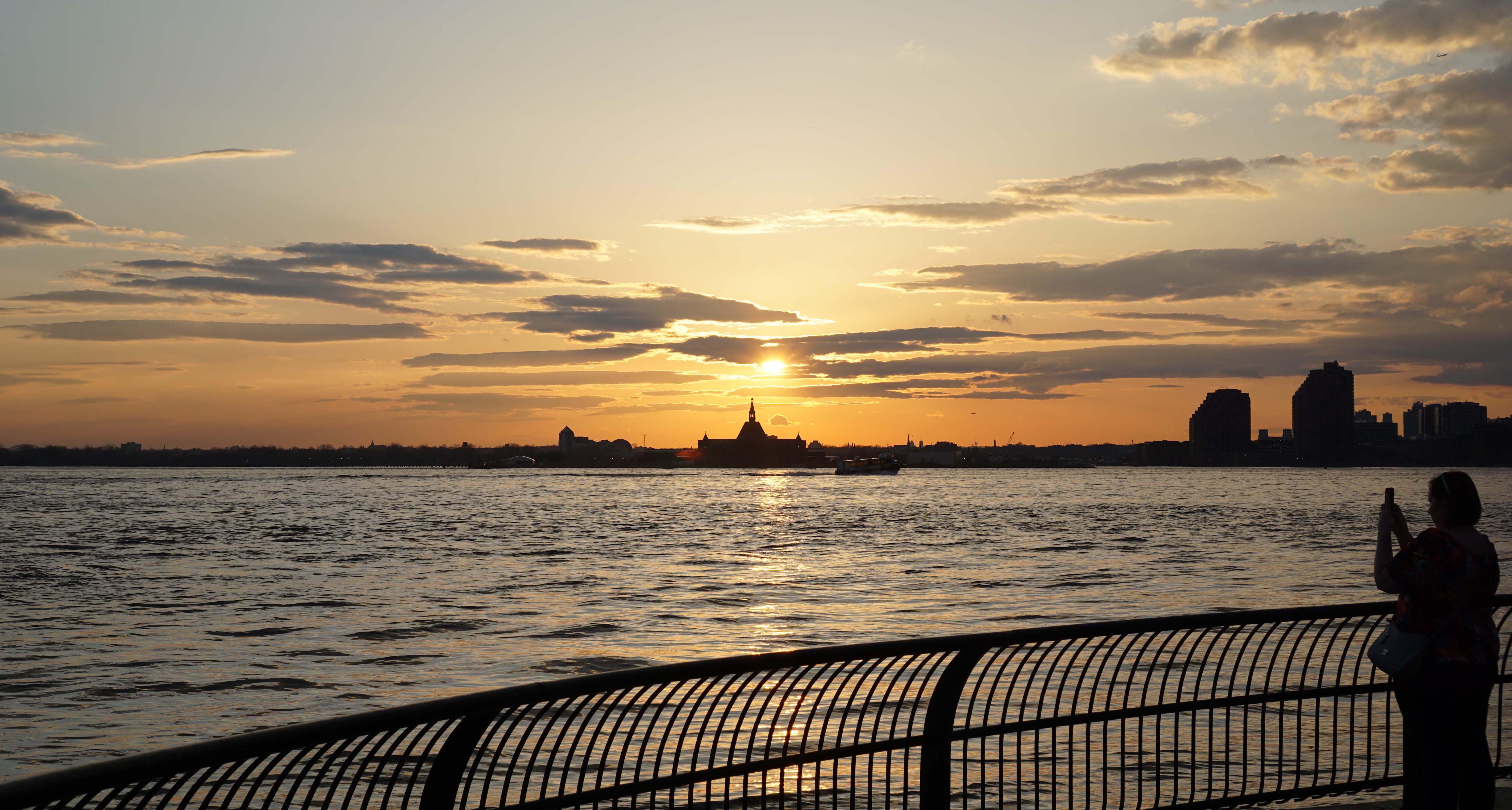Sunset 4-17-2015