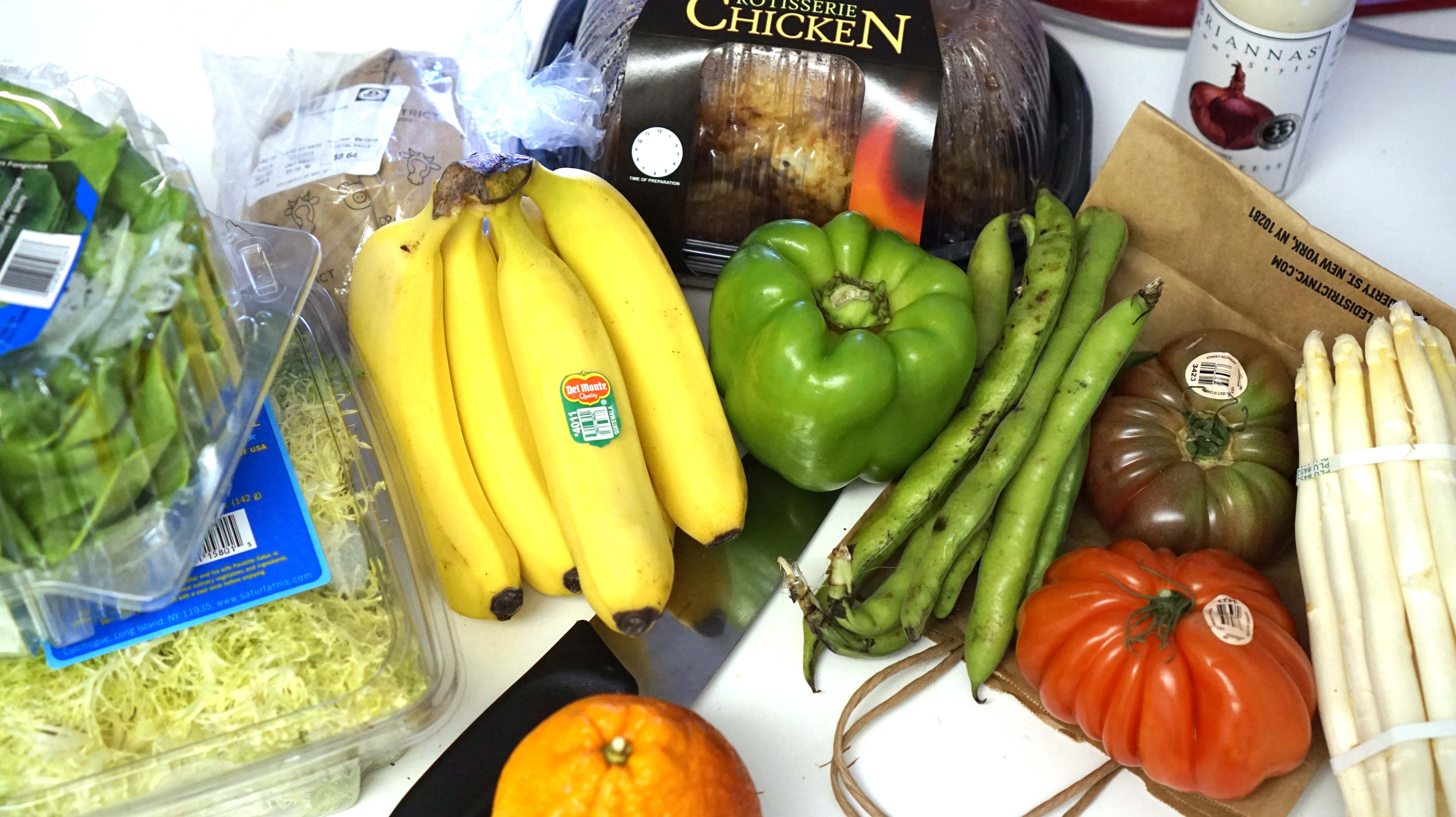 Le District groceries