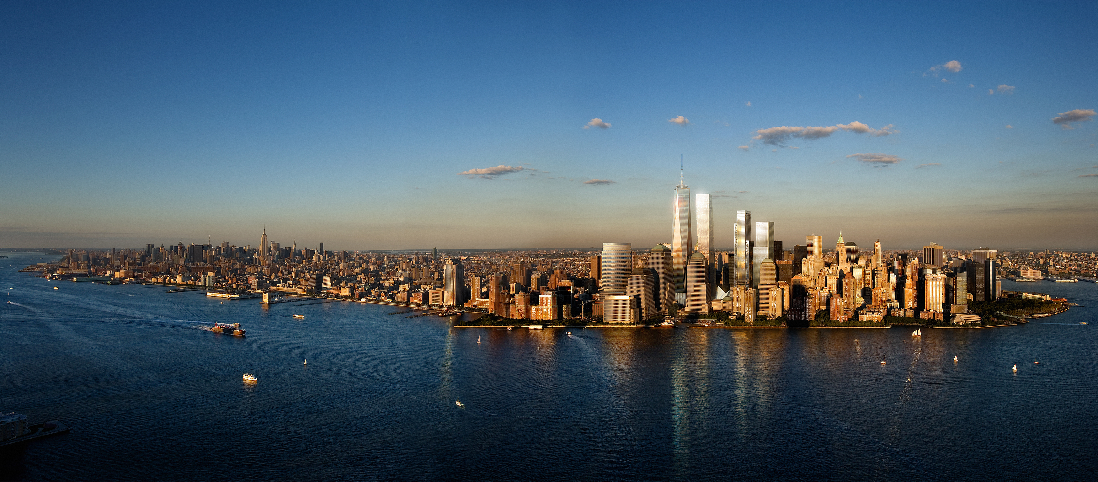 2 WTC from Jersey