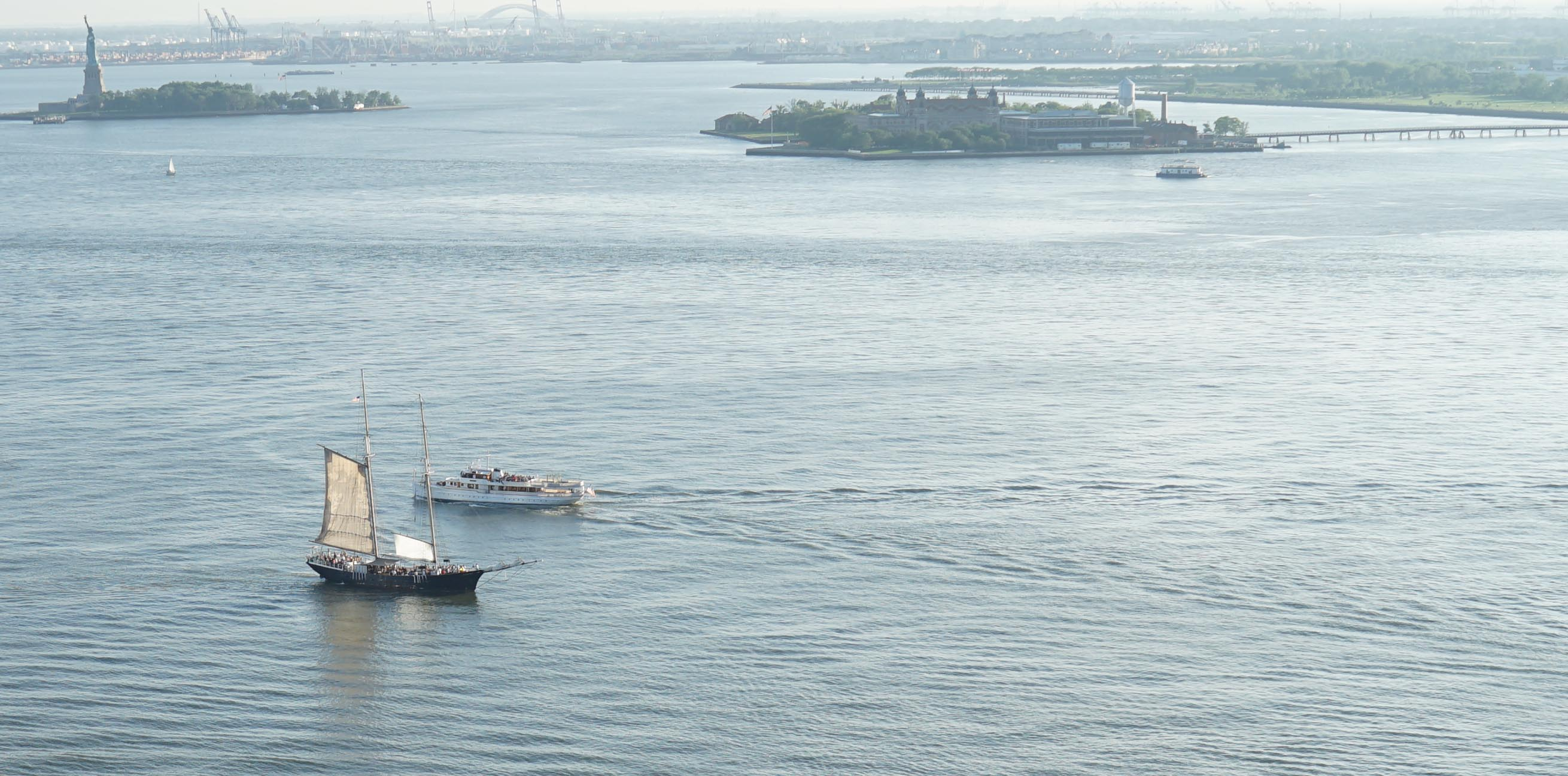 New York Harbor 6-21-2015