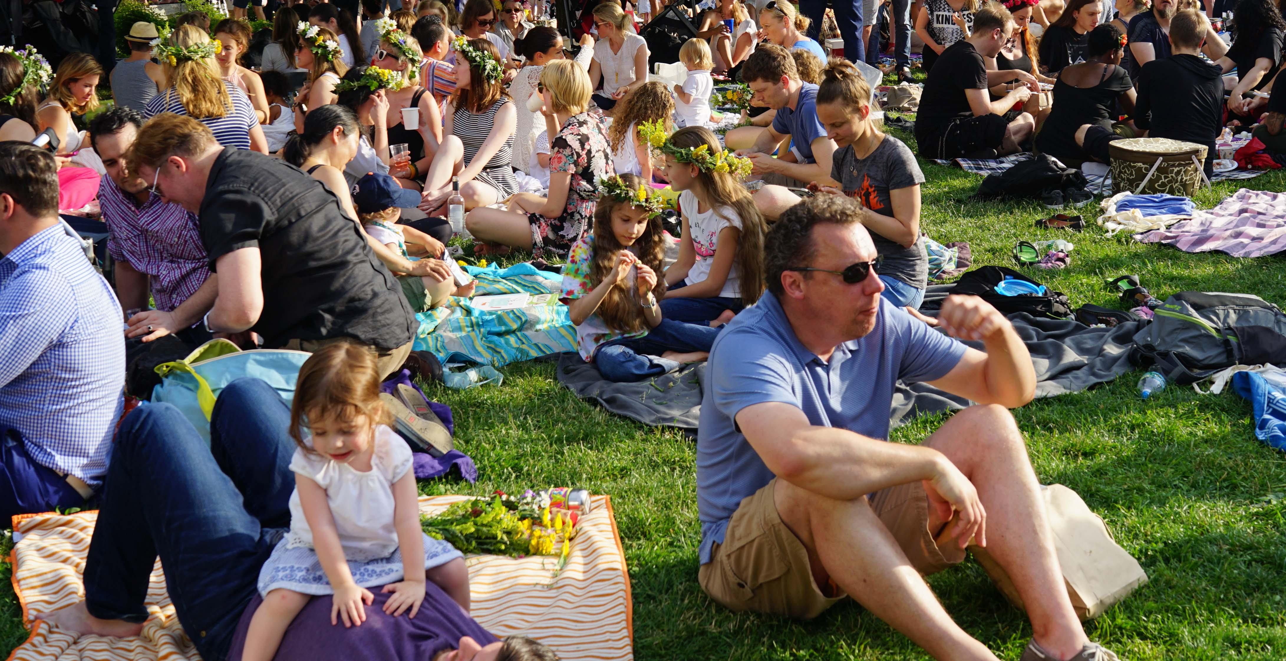 Swedish festival picnic 2