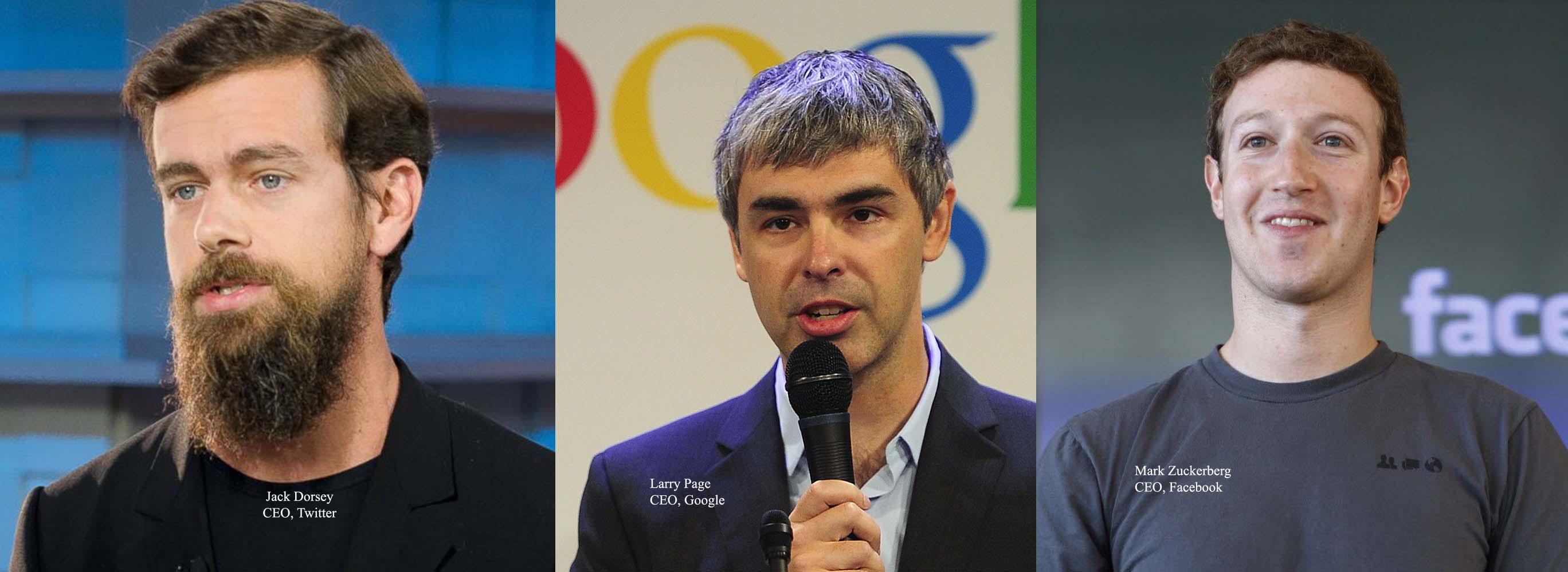 Dorsey Page CEOs