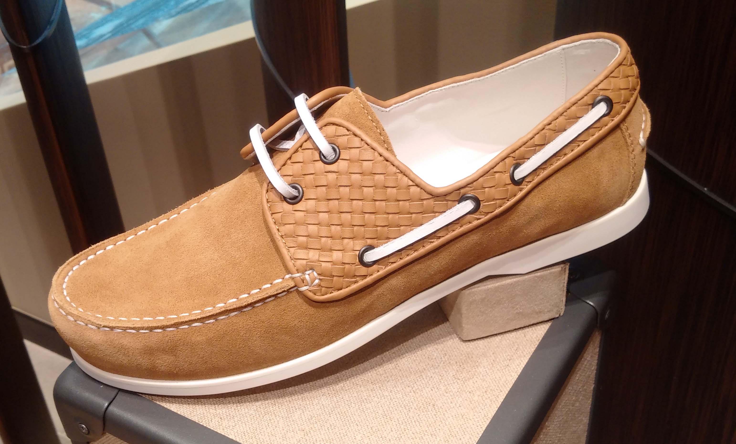 Bottega Vaneta brown shoes