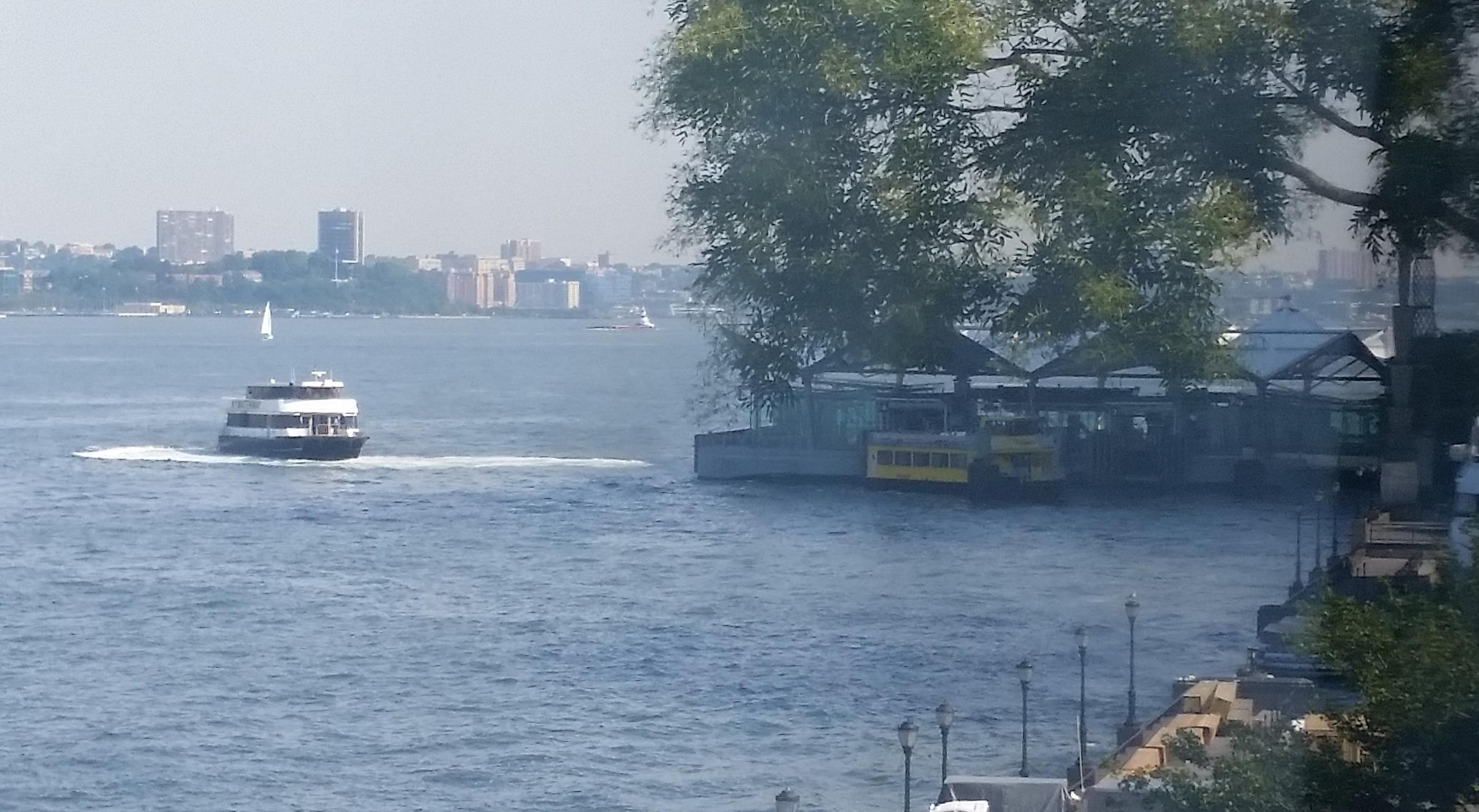 Ferry stuck 2