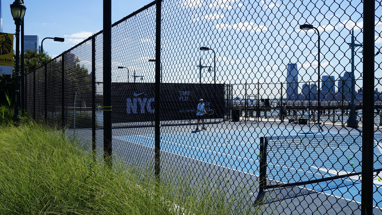 NIke HRPT tennis court