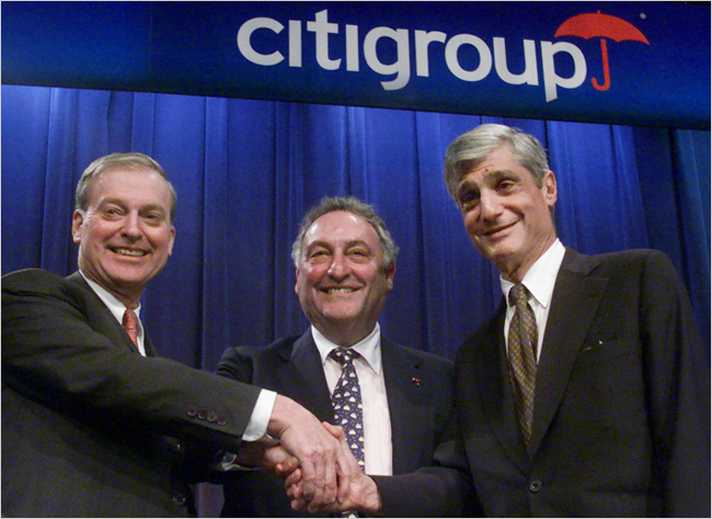 Rubin Citigroup