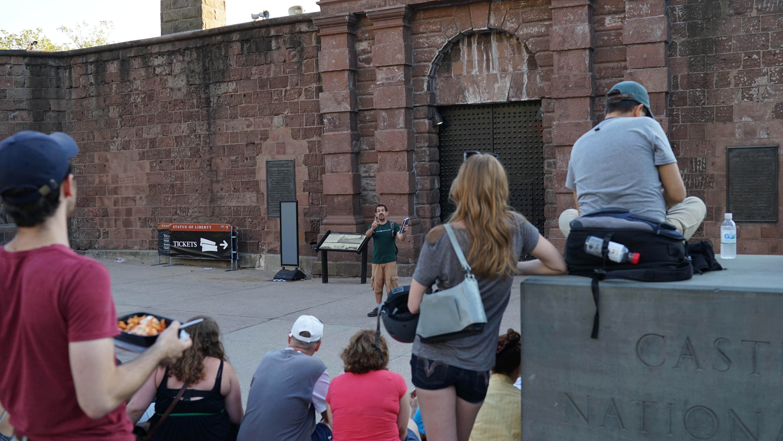Shakespeare in Battery 4