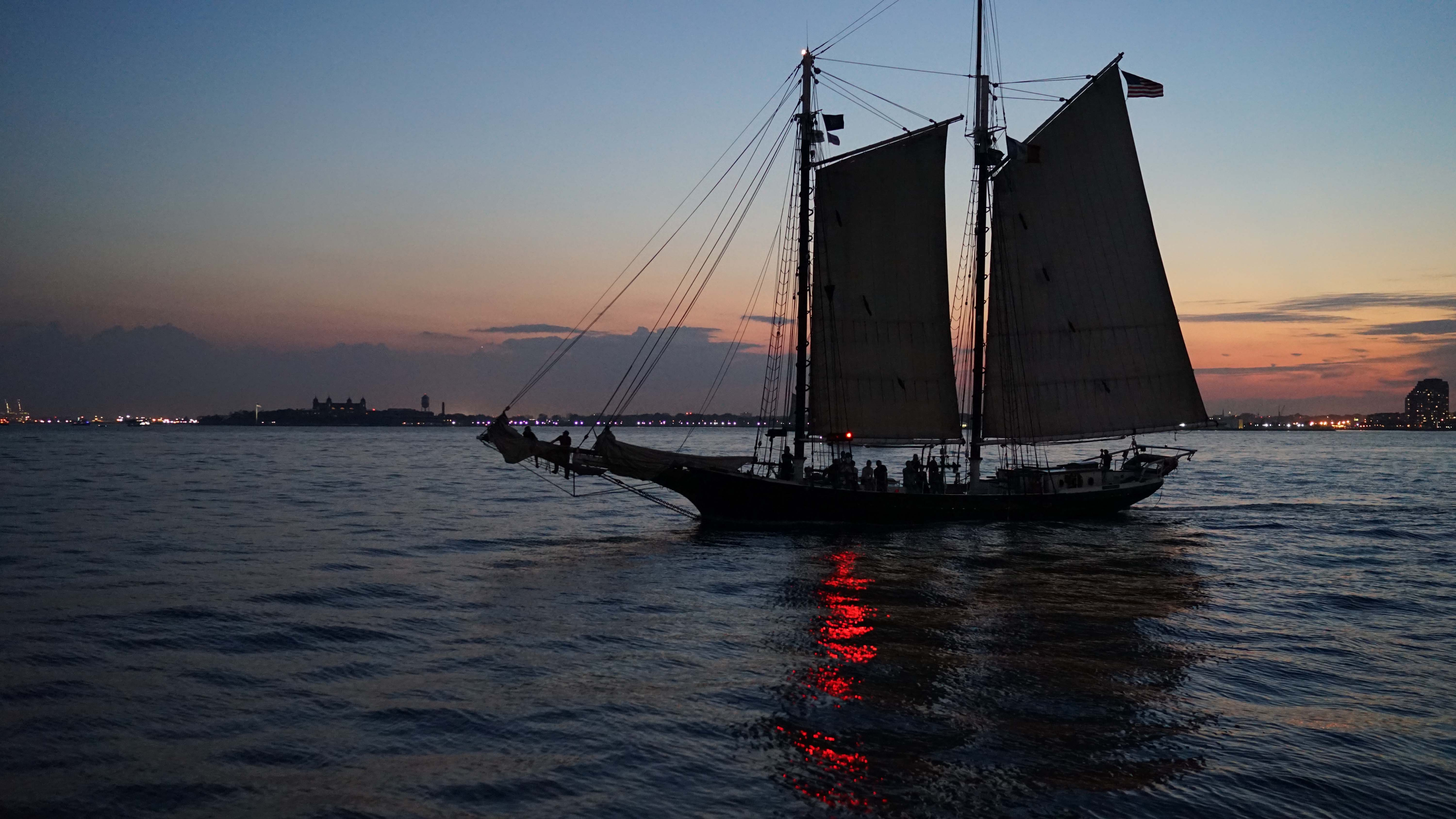 sunset clipper ship 8-16-2015 low