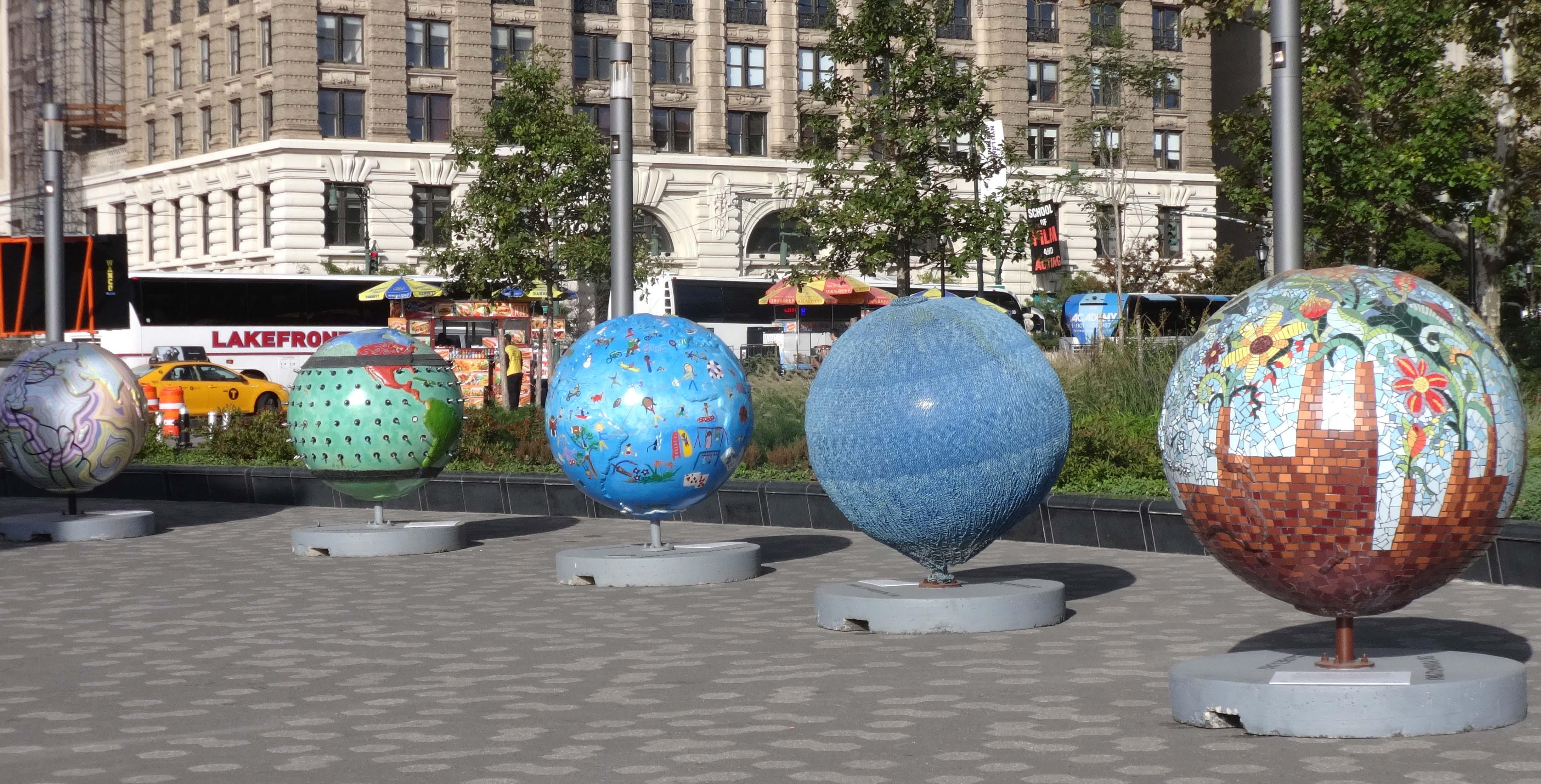Globes 1