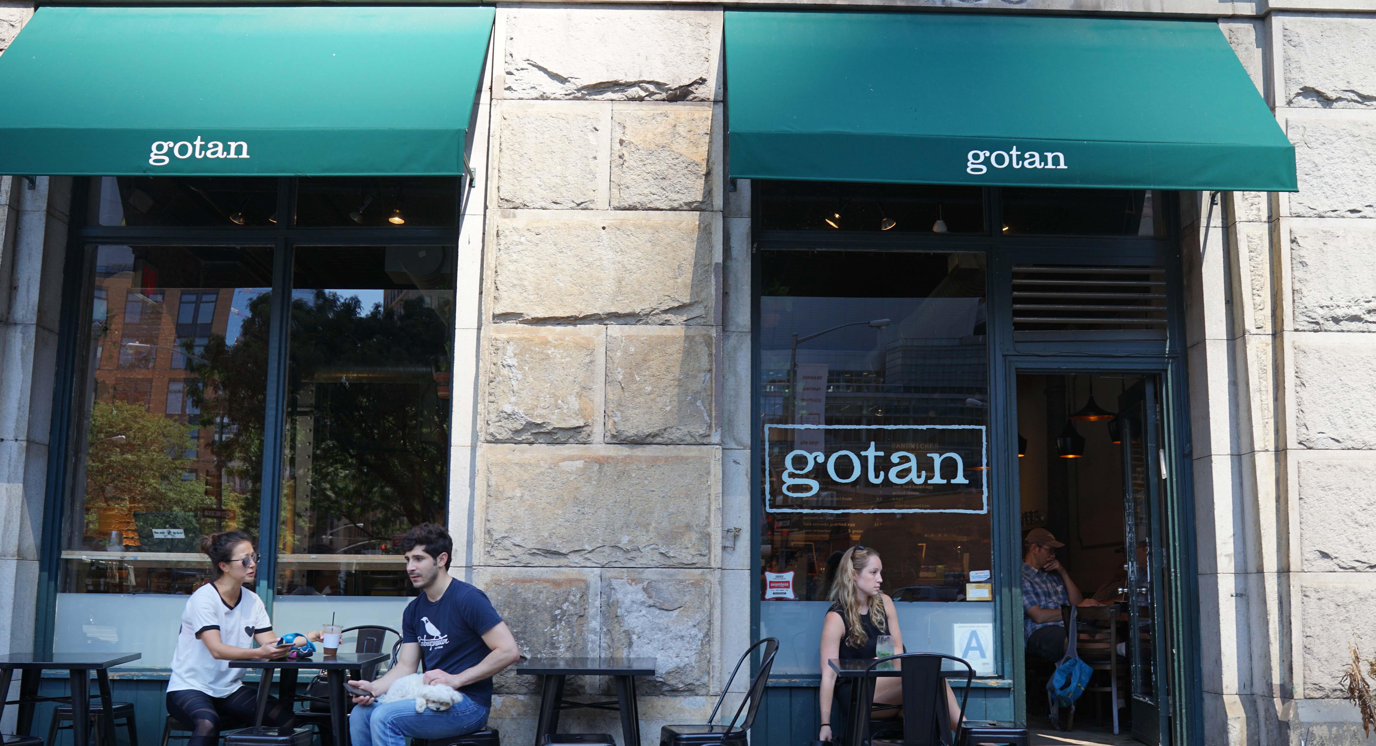 Gotan outdoors