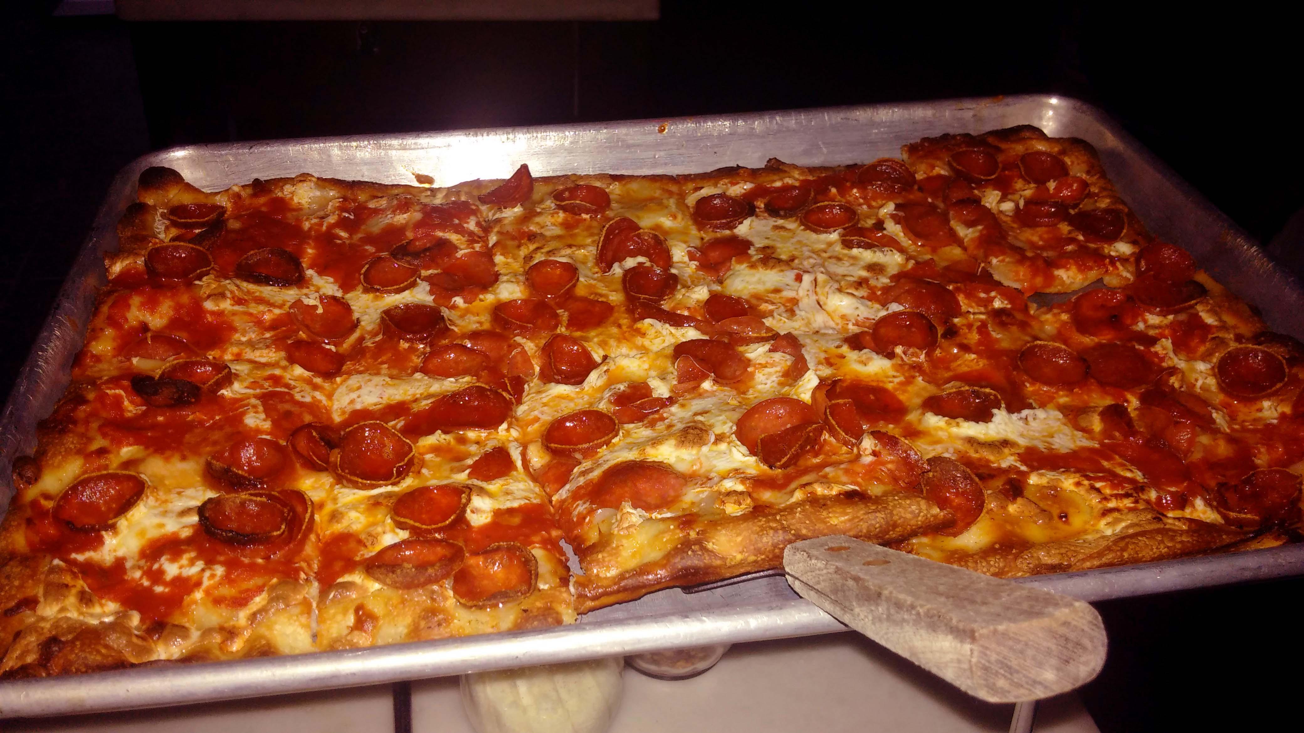 Harrys Italian pizza