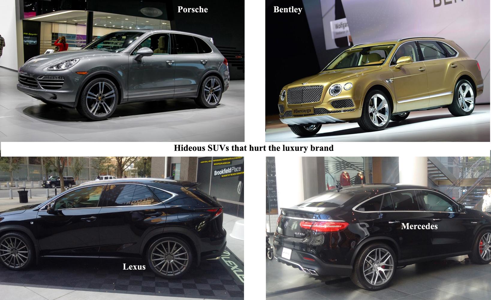 Ugly luxury SUV