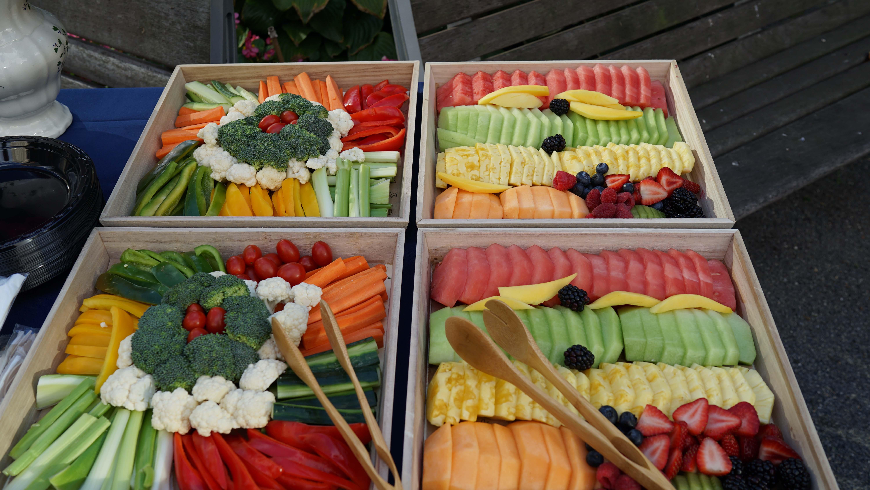 Garden party le district fruit