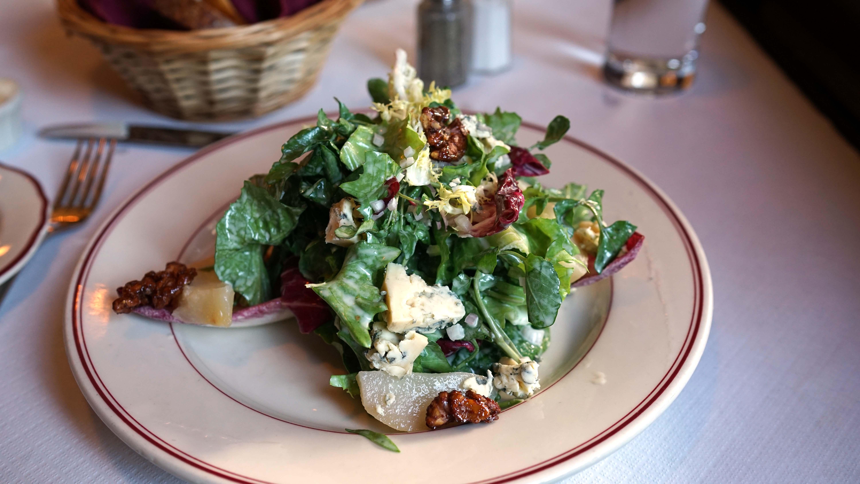 Le Diplomate salad