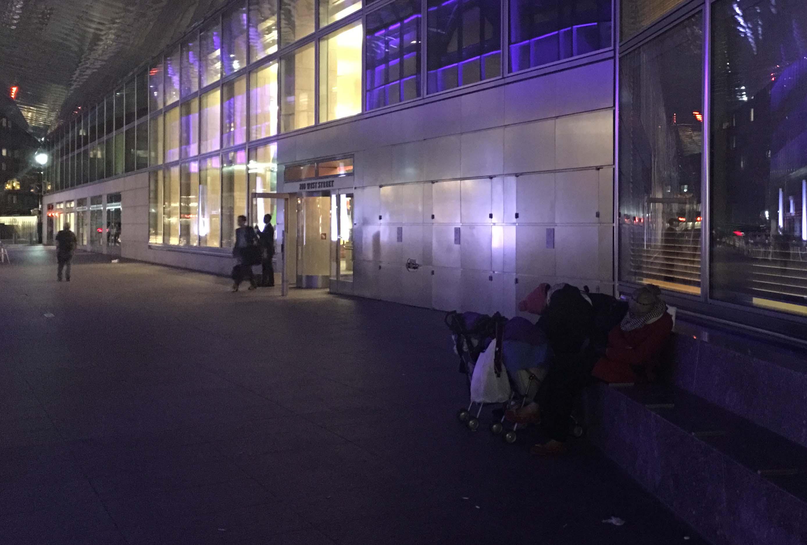 Goldman Alley homeless camp