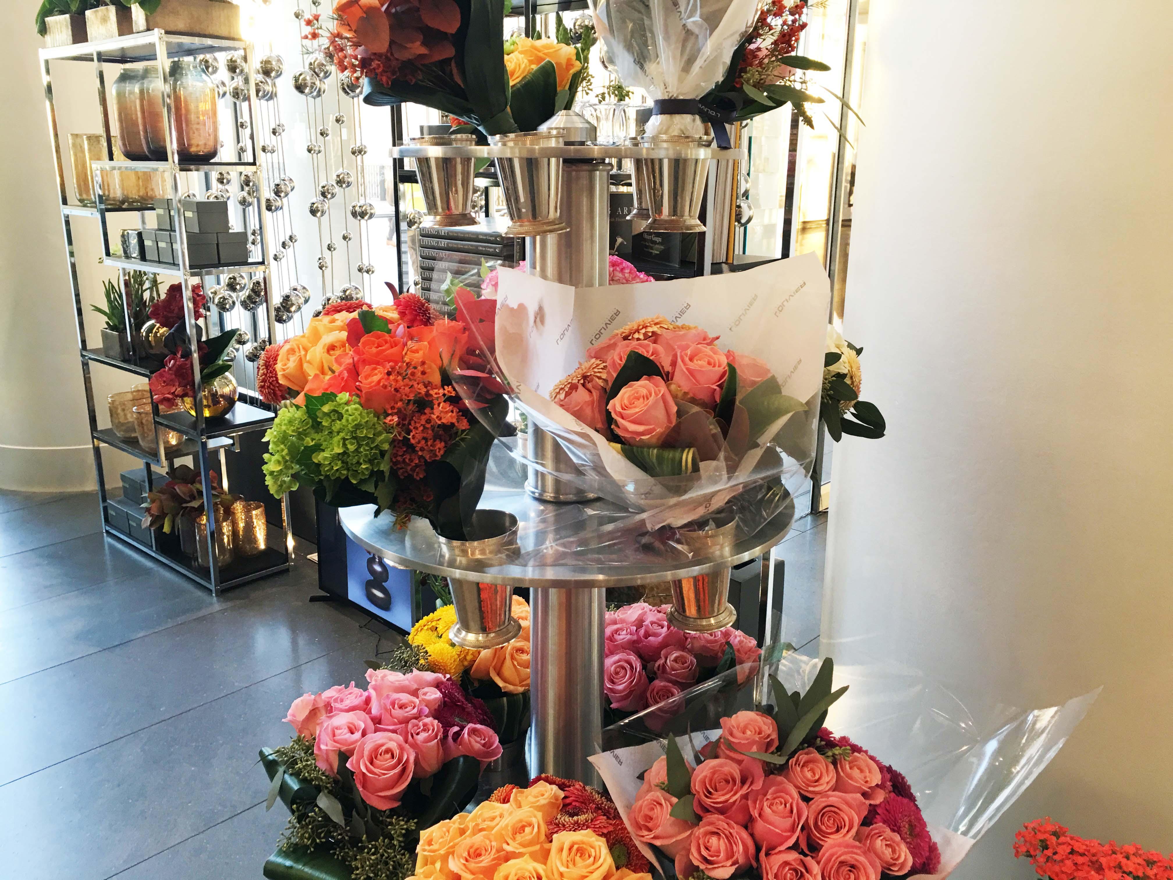 LOlivier florist arrangements