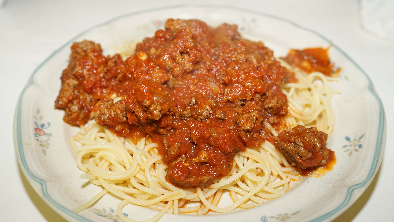 spaghetti steve sauce
