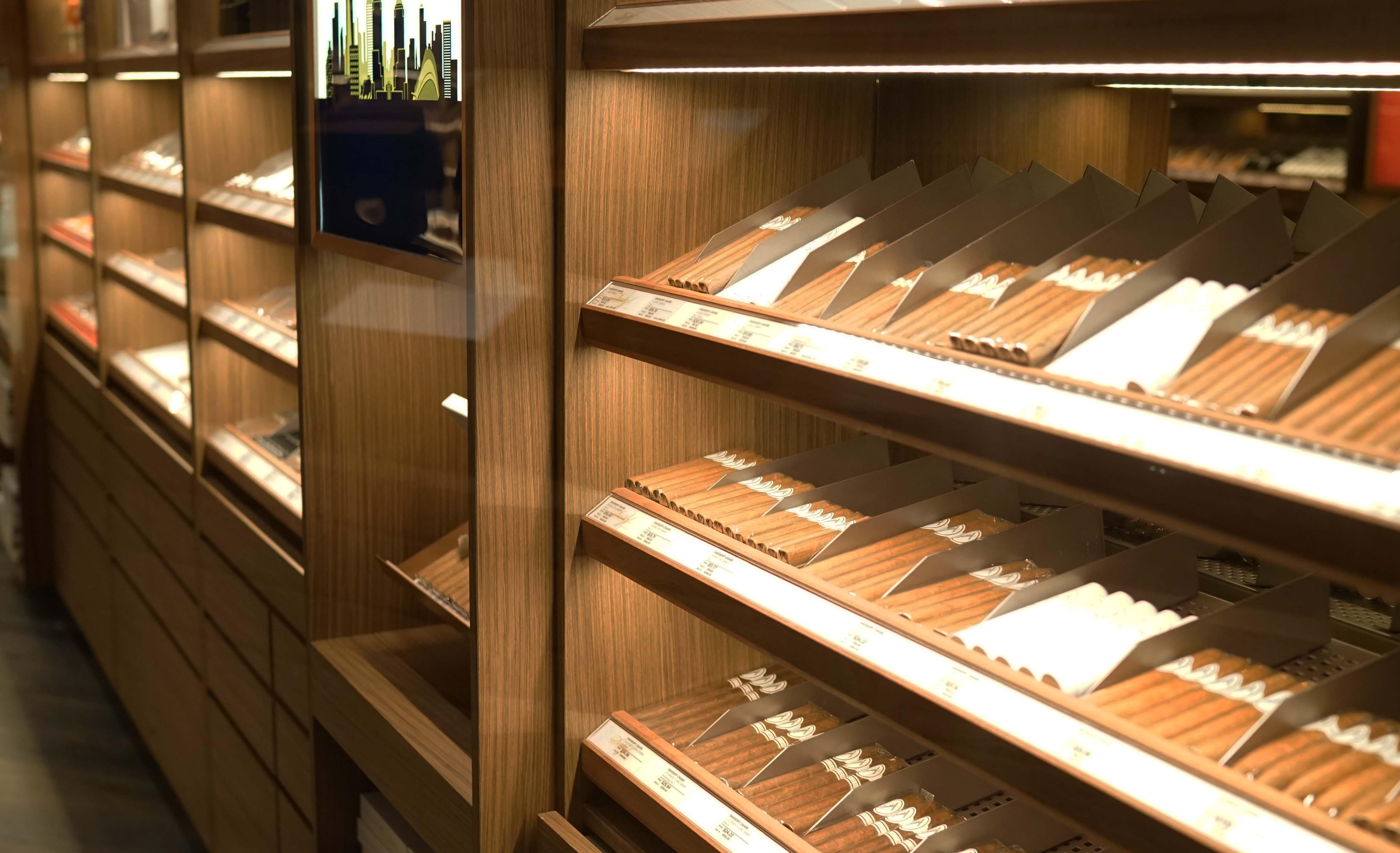 Davidoff of Geneva cigars