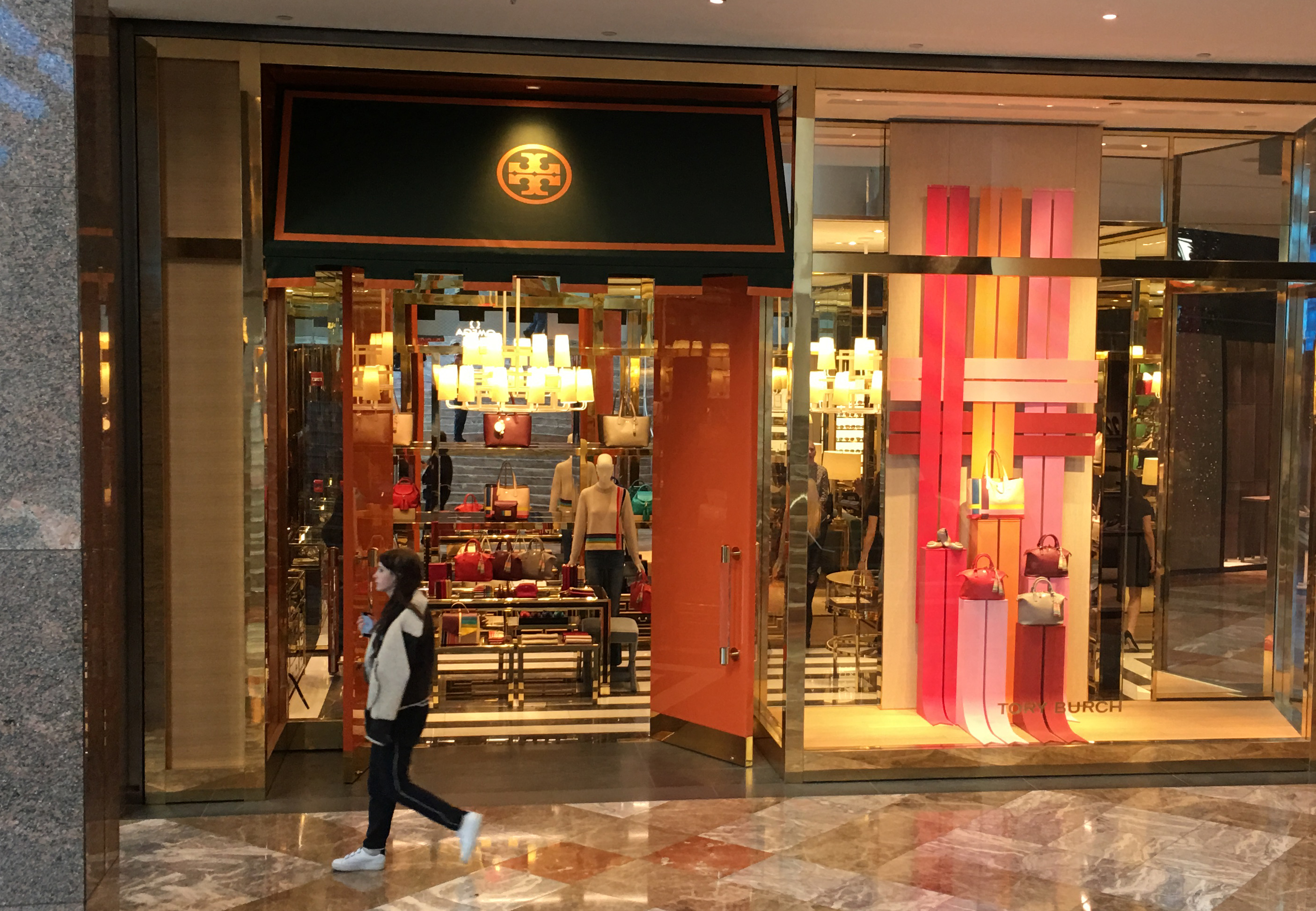 tory burch the latest brookfield place store to struggle