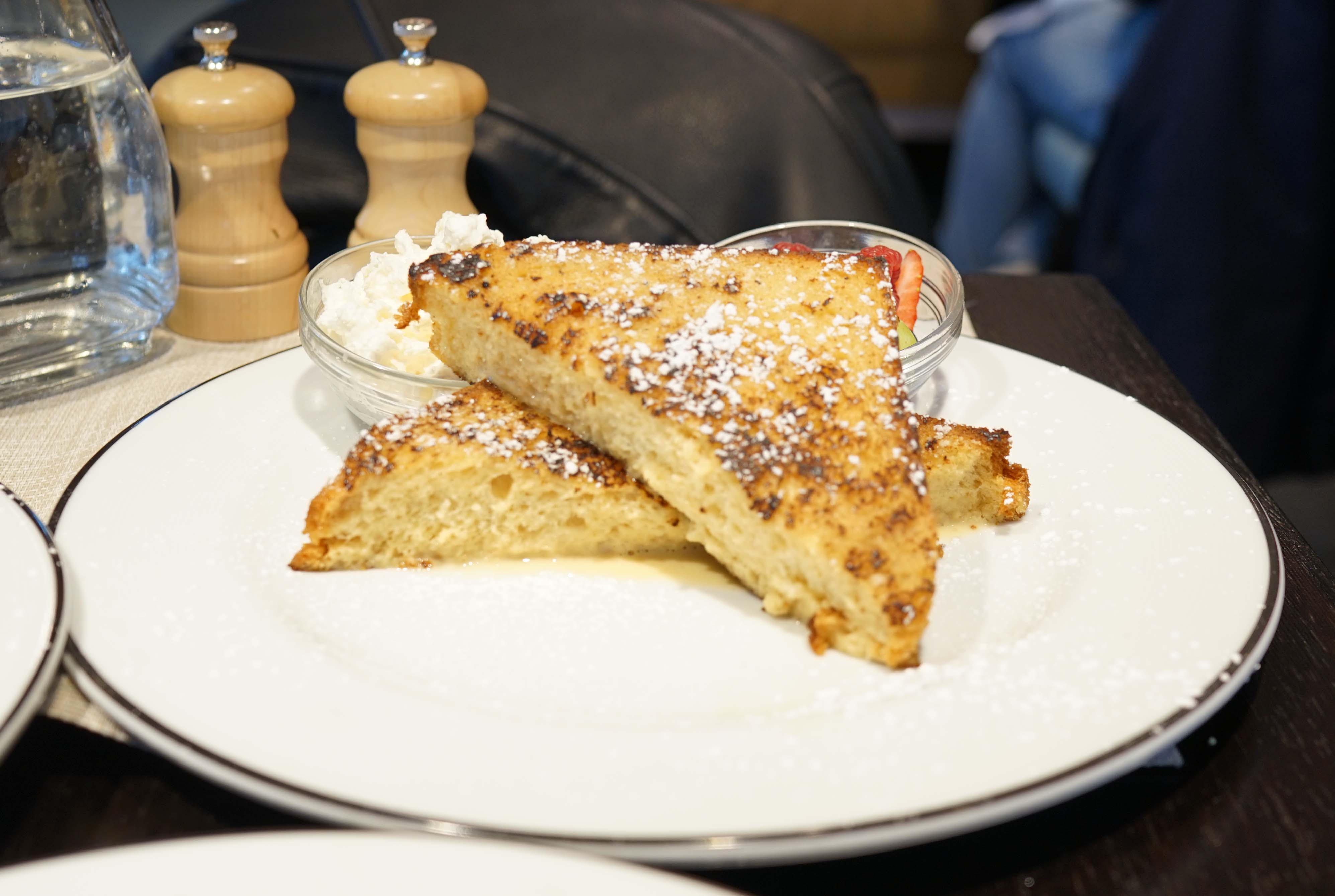 Beaubourg French toast