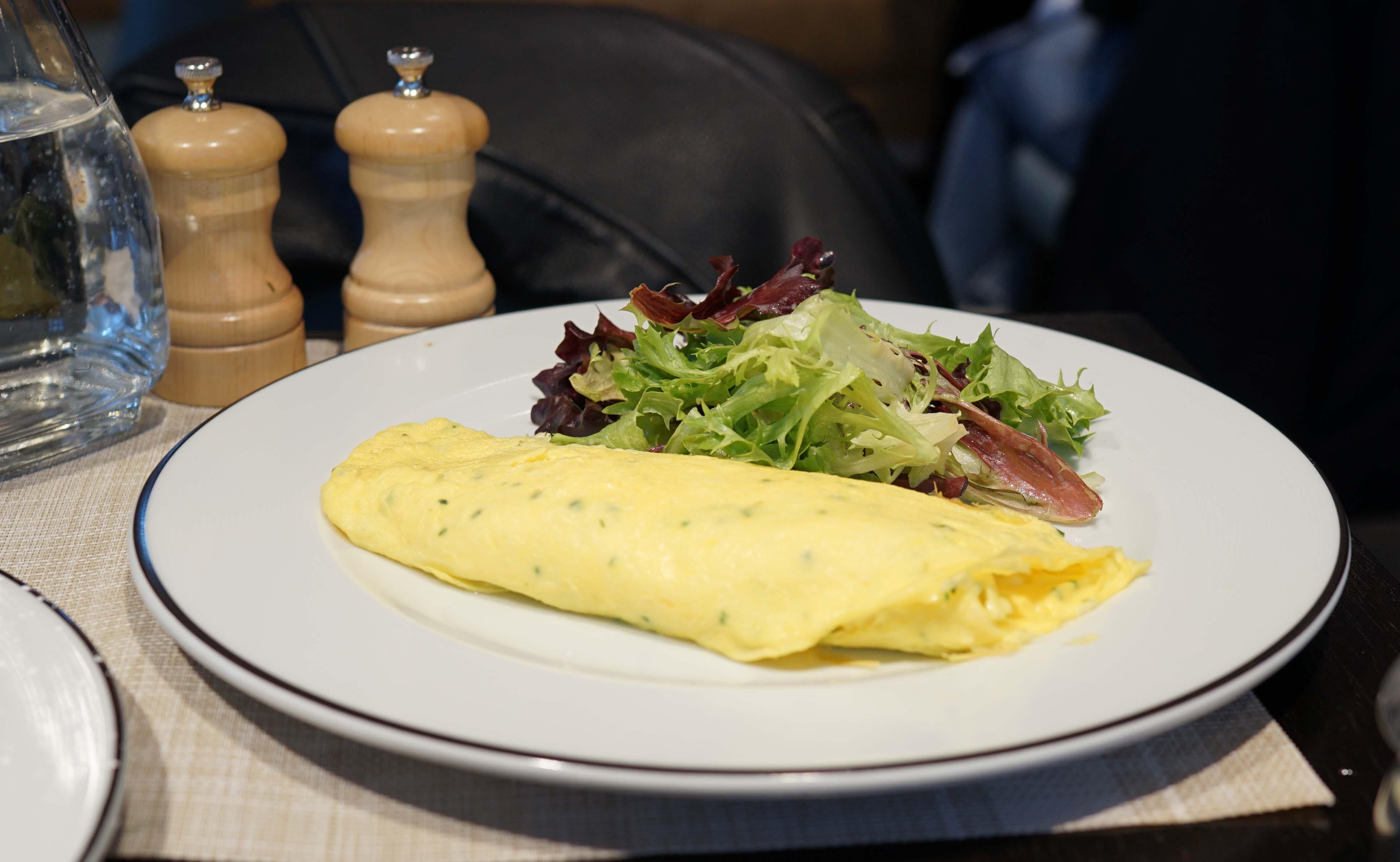Beaubourg omelette