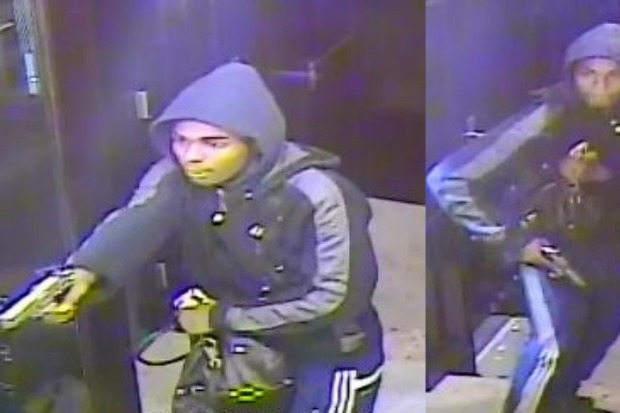 Hudson Street robbers