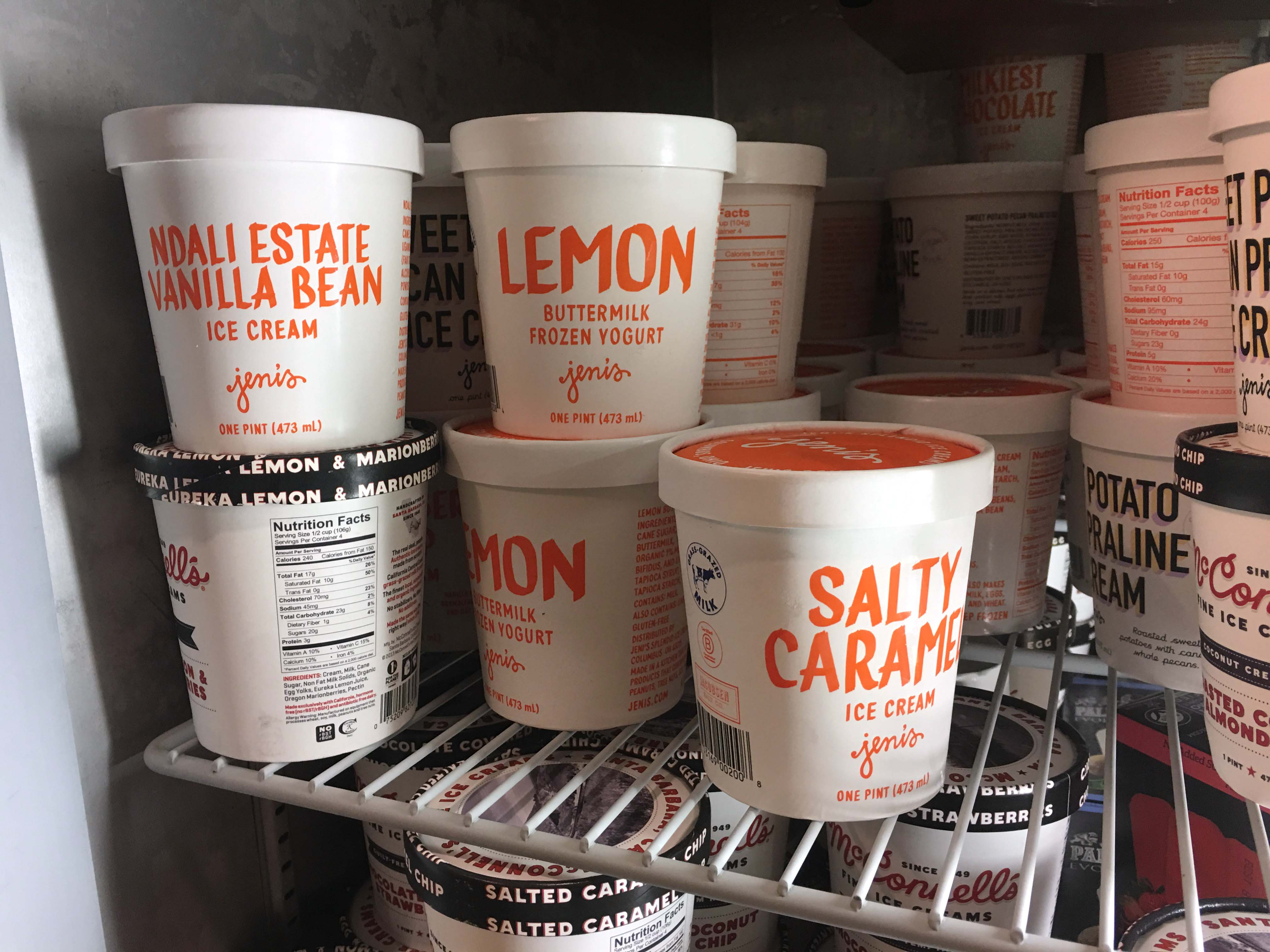 New Jenis containers