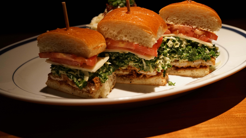 Hillstone chicken sandwich