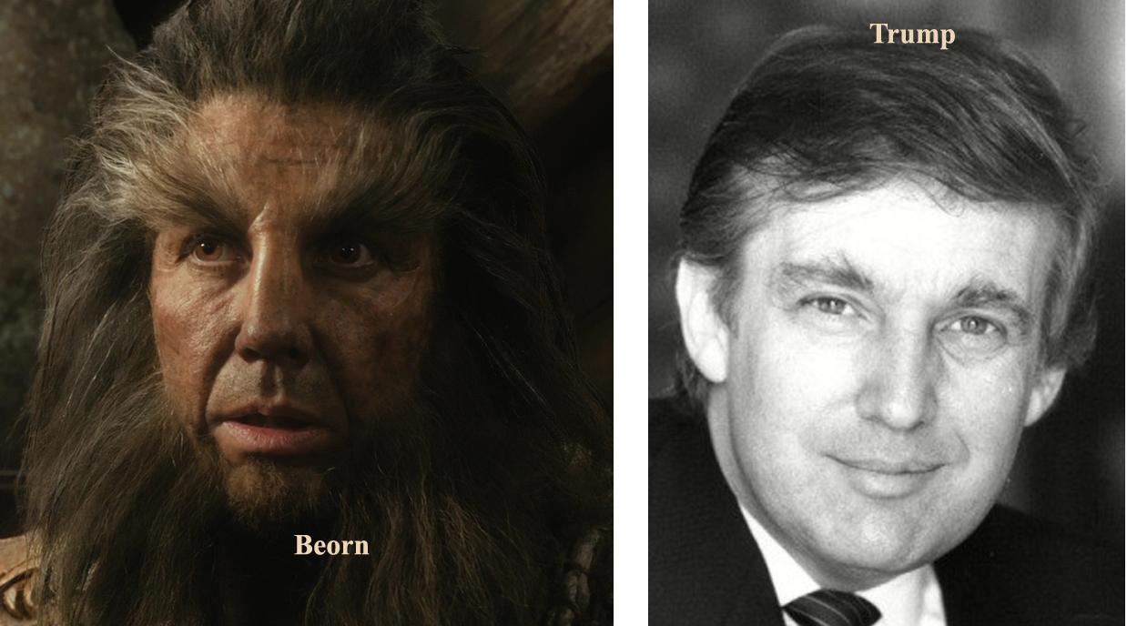 Beorn is Trump