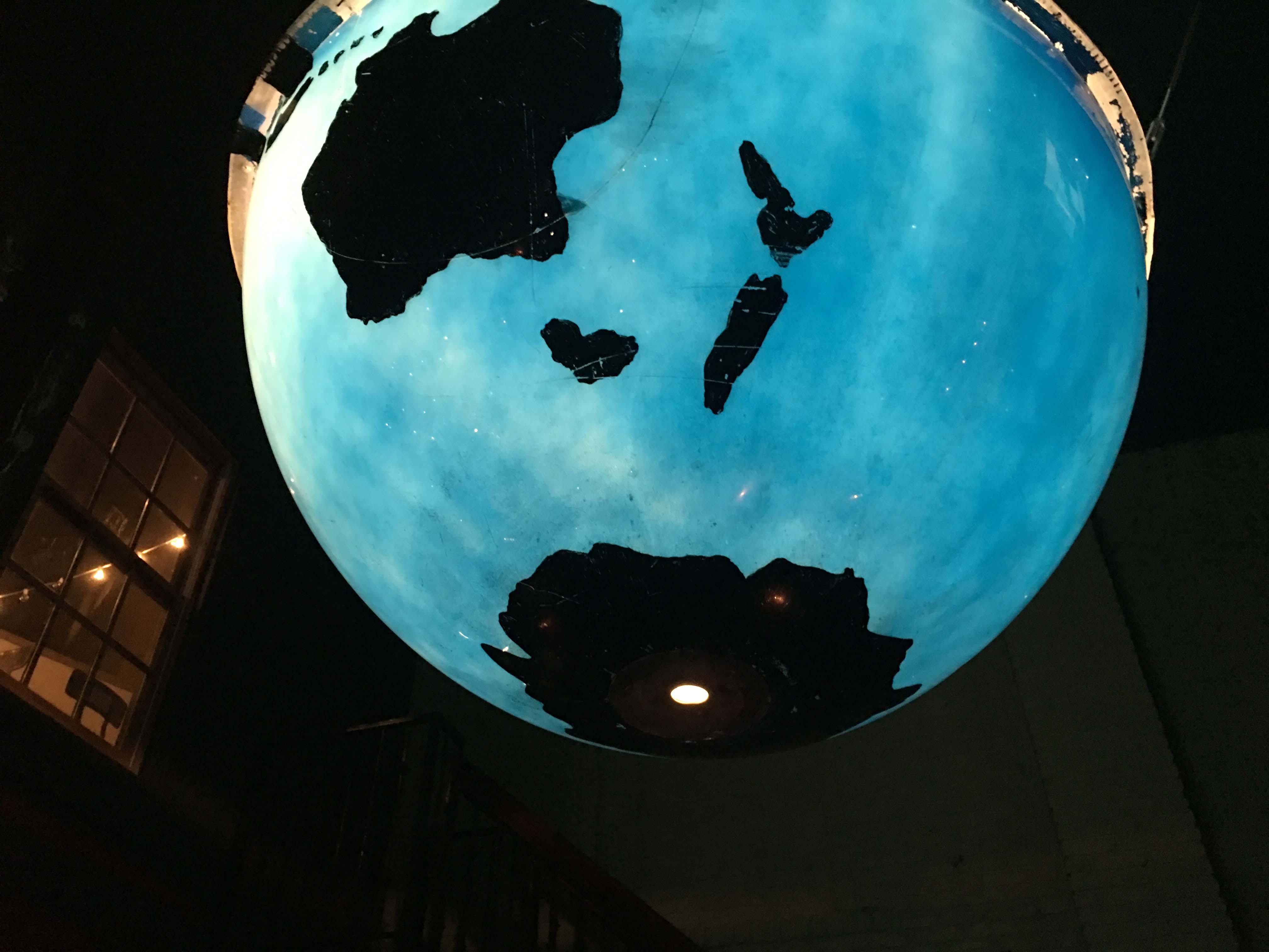Federal globe