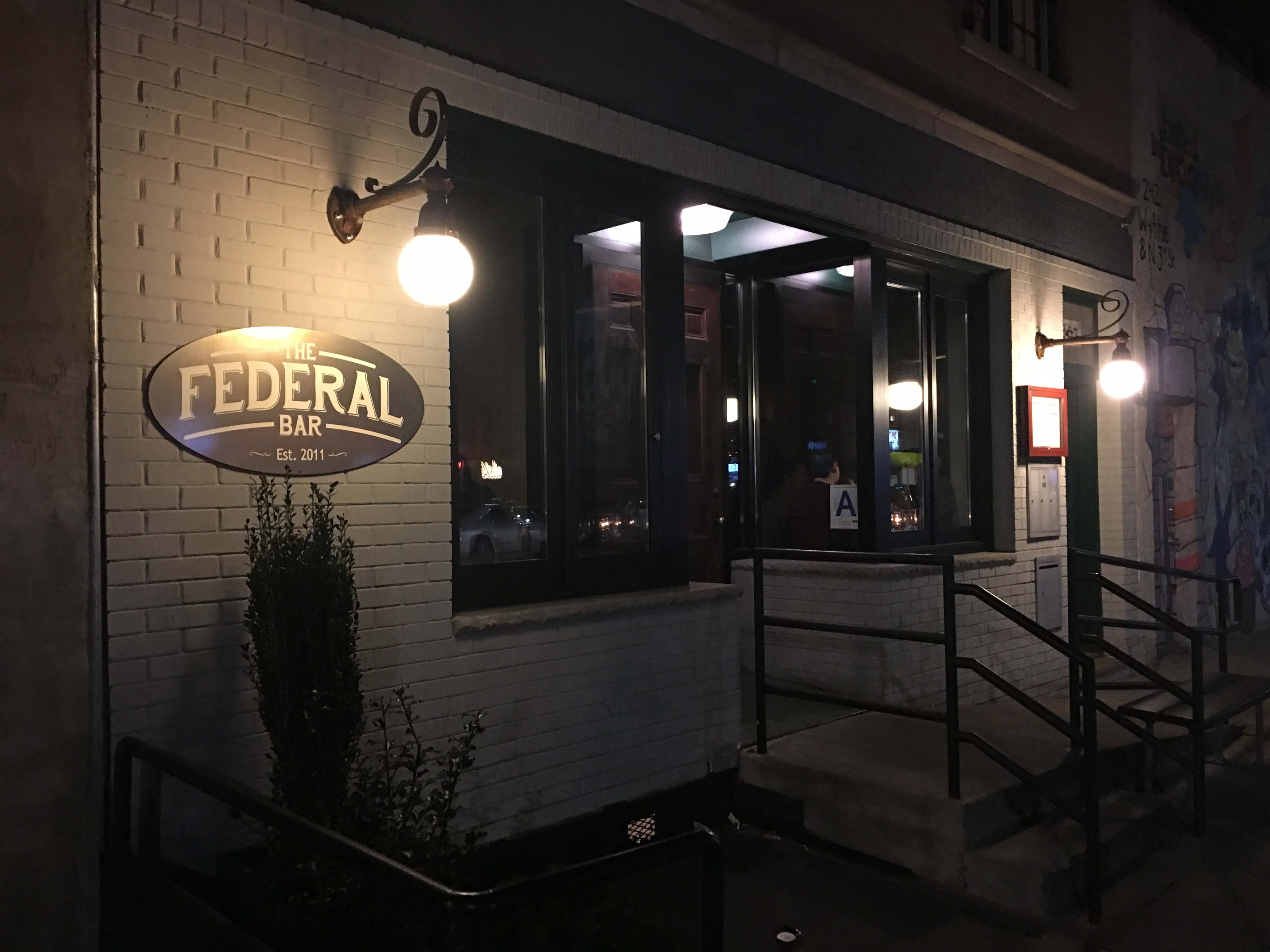 Federal storefront