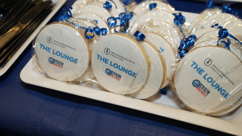 Teen Cancer cookies