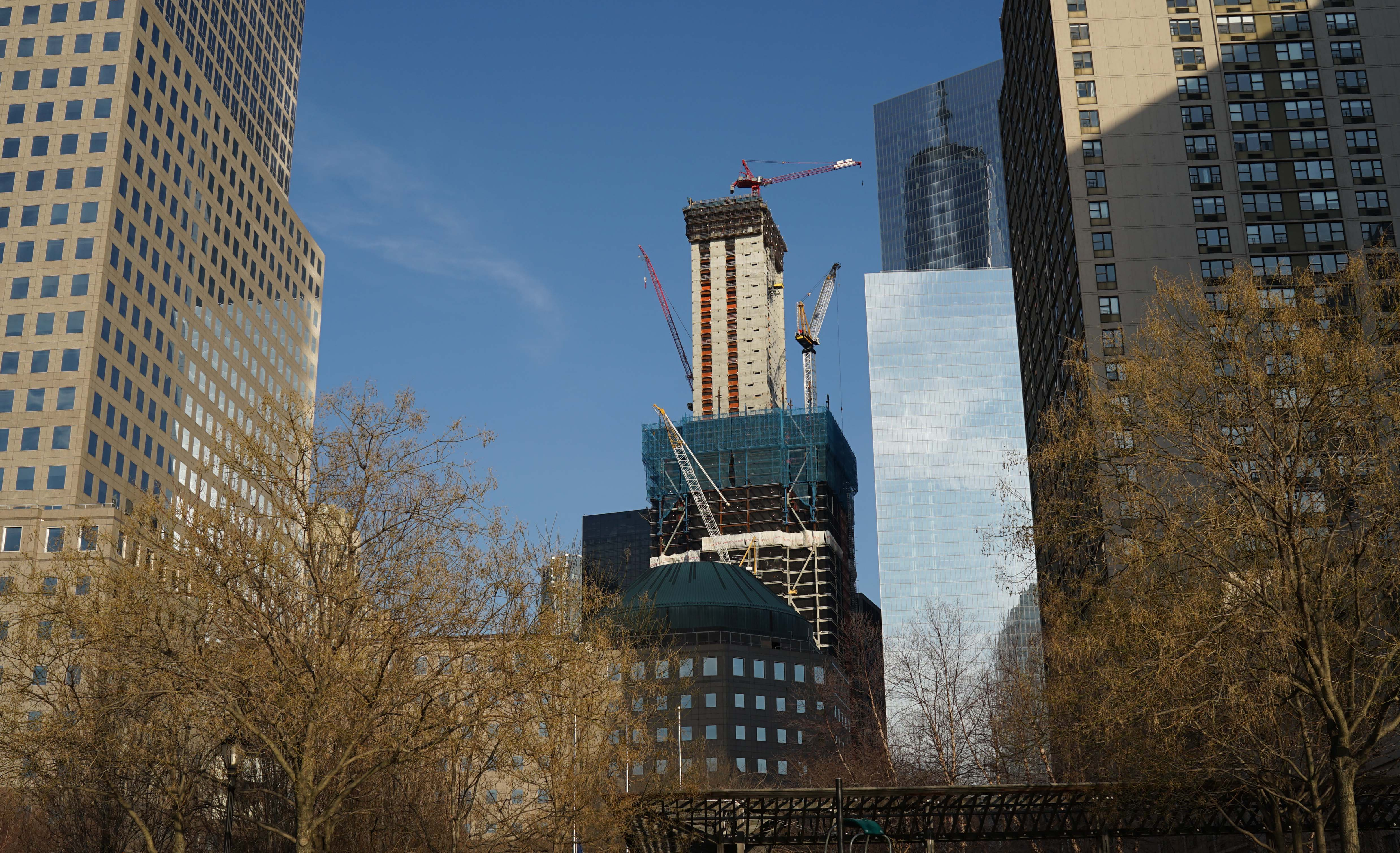 WTC Tower 3 3-23-2016