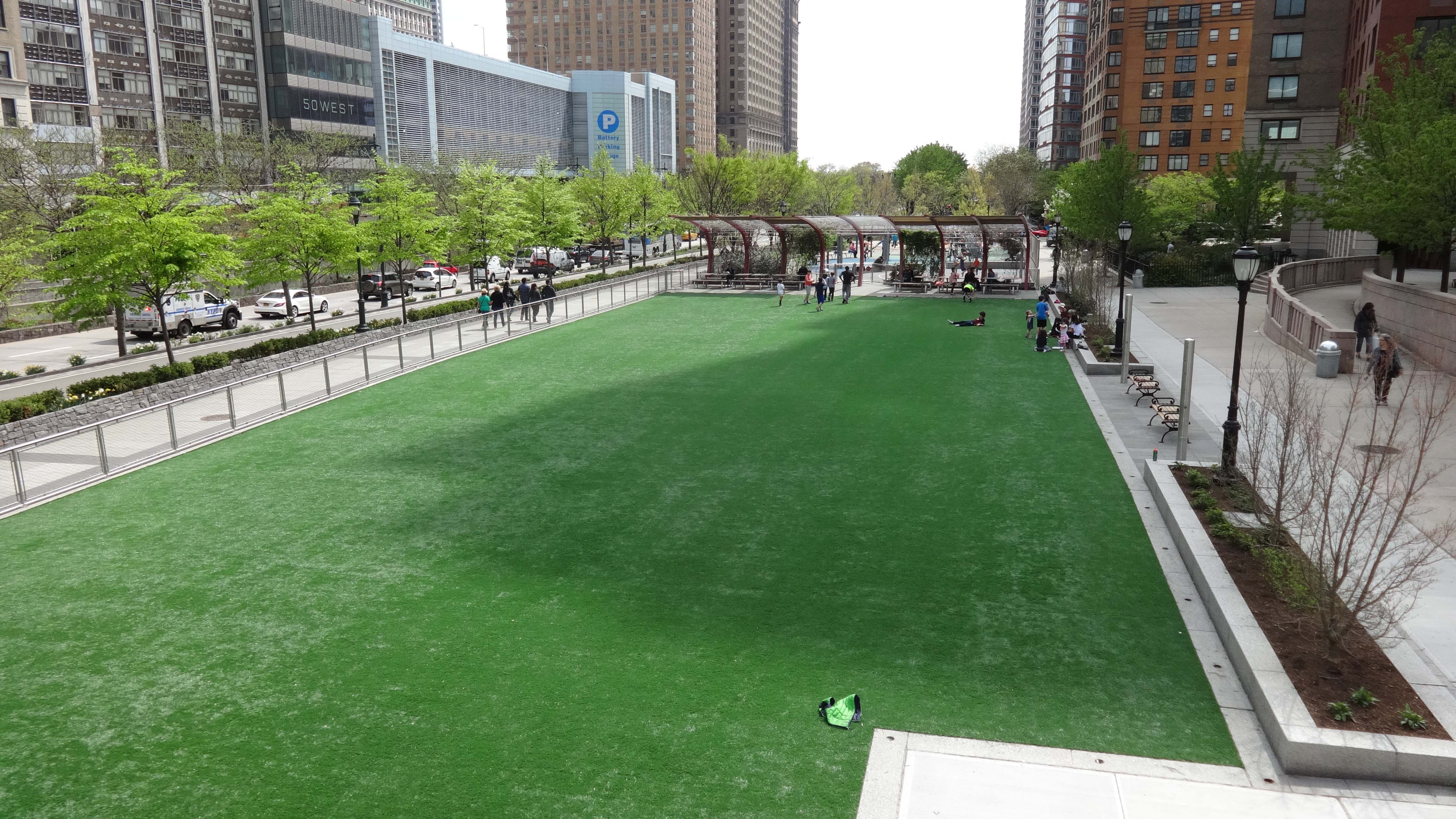 new west thames artificial turf field 4-25-2016