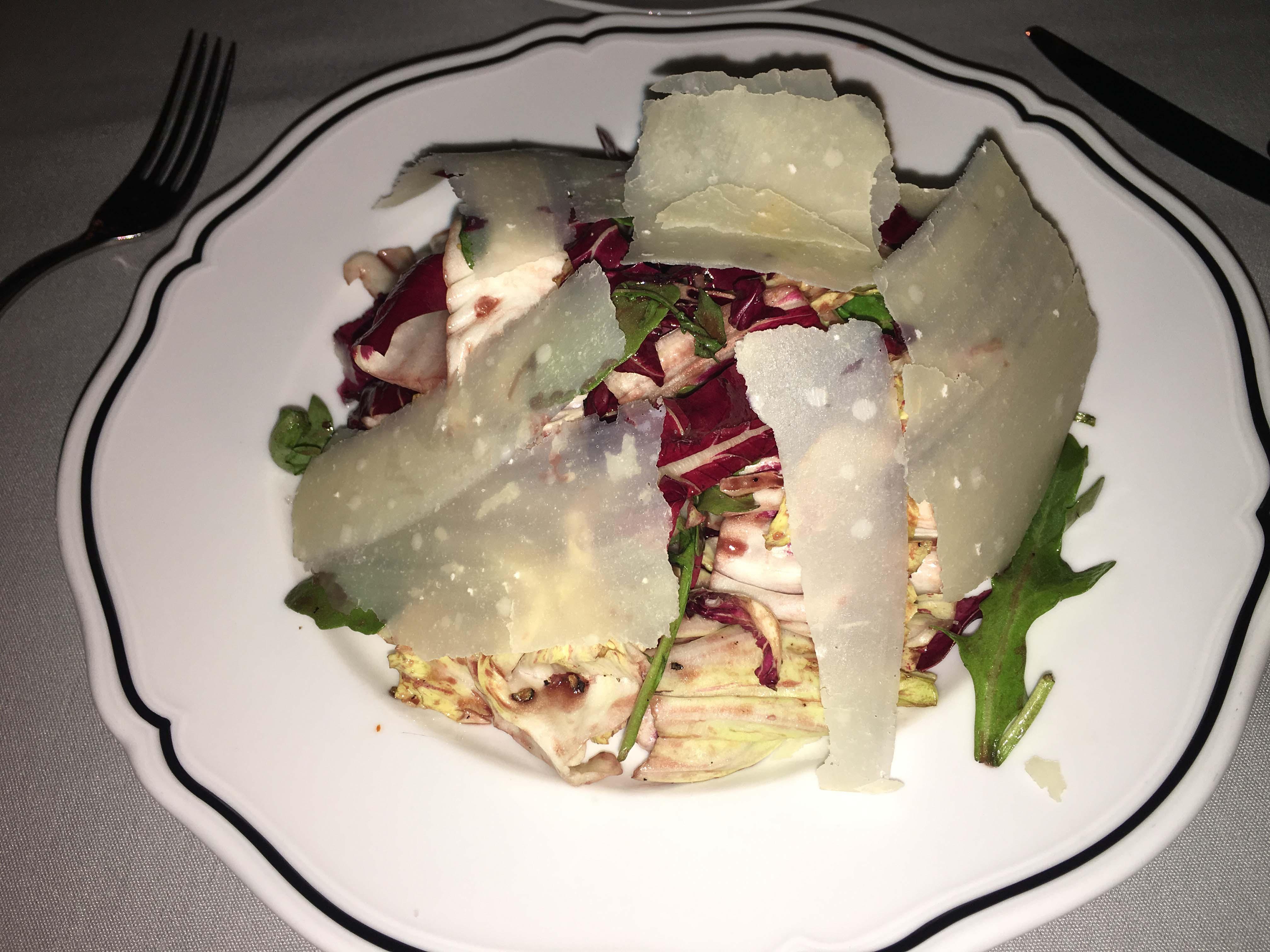 La Sirena salad