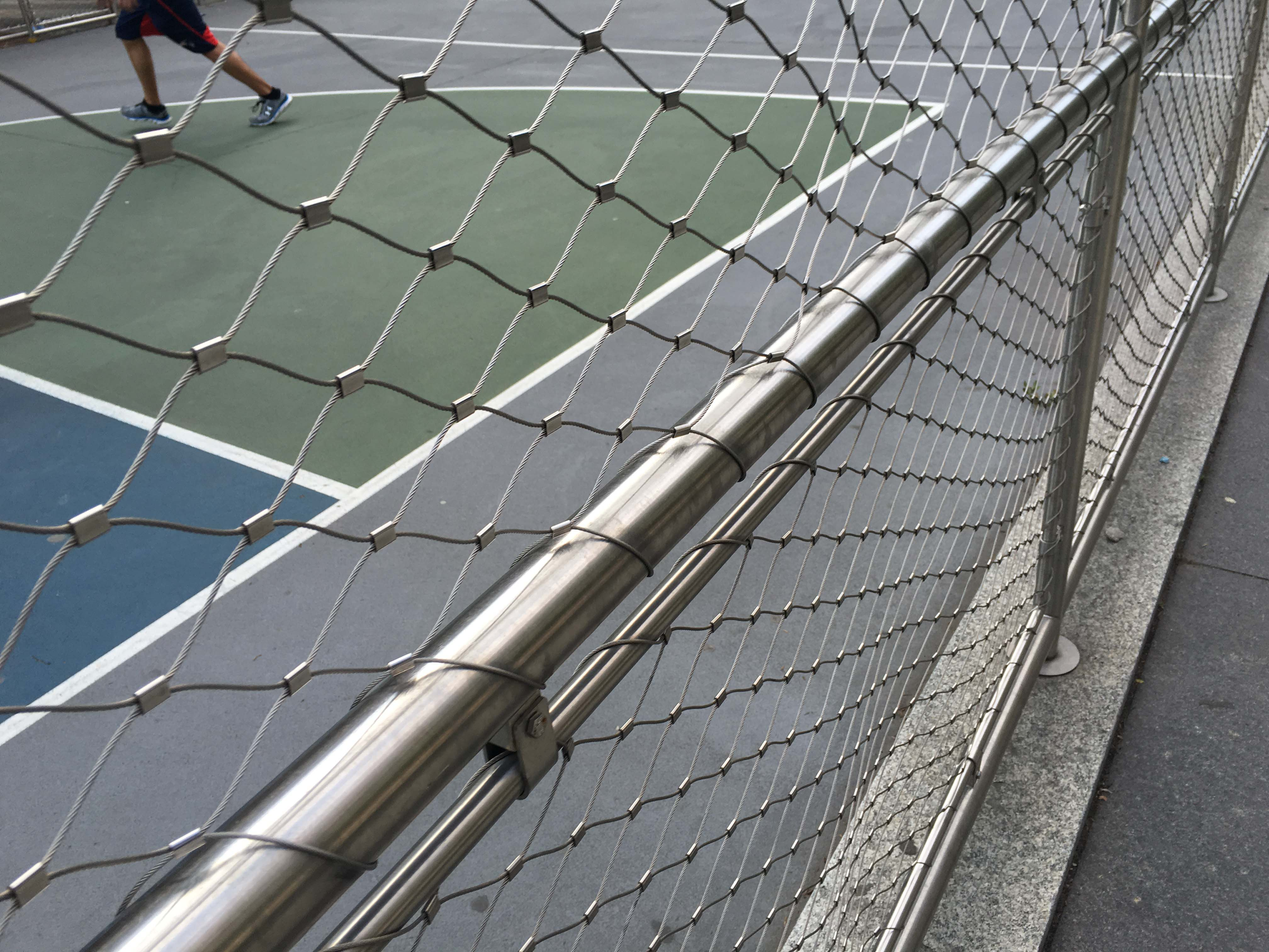 Proper high fence 2