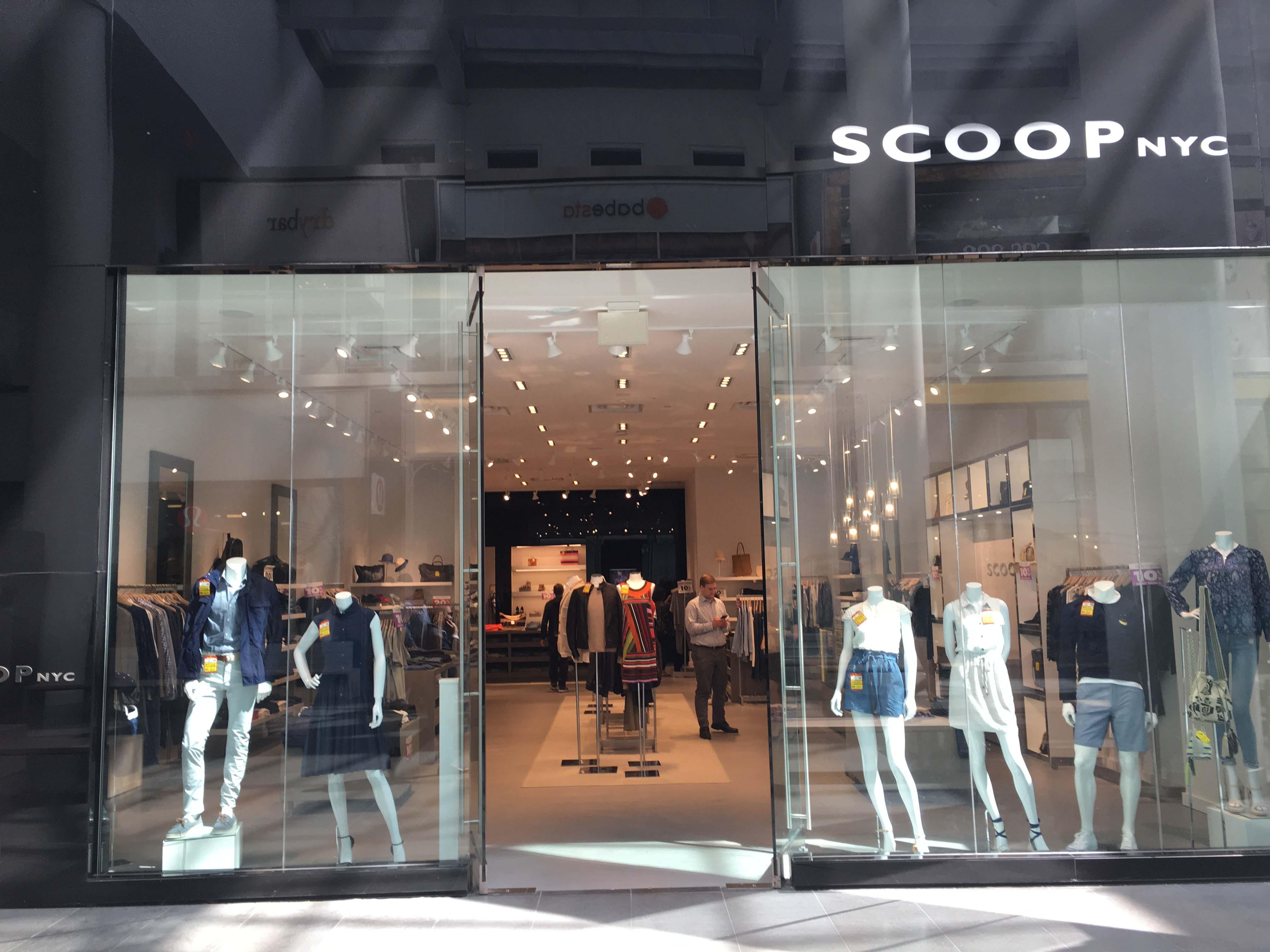 Scoop Brookfield front