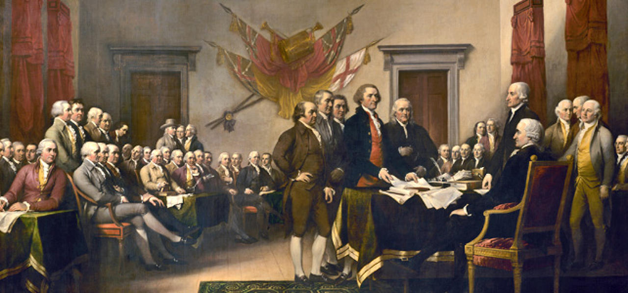 founding fathers at constitutional convention