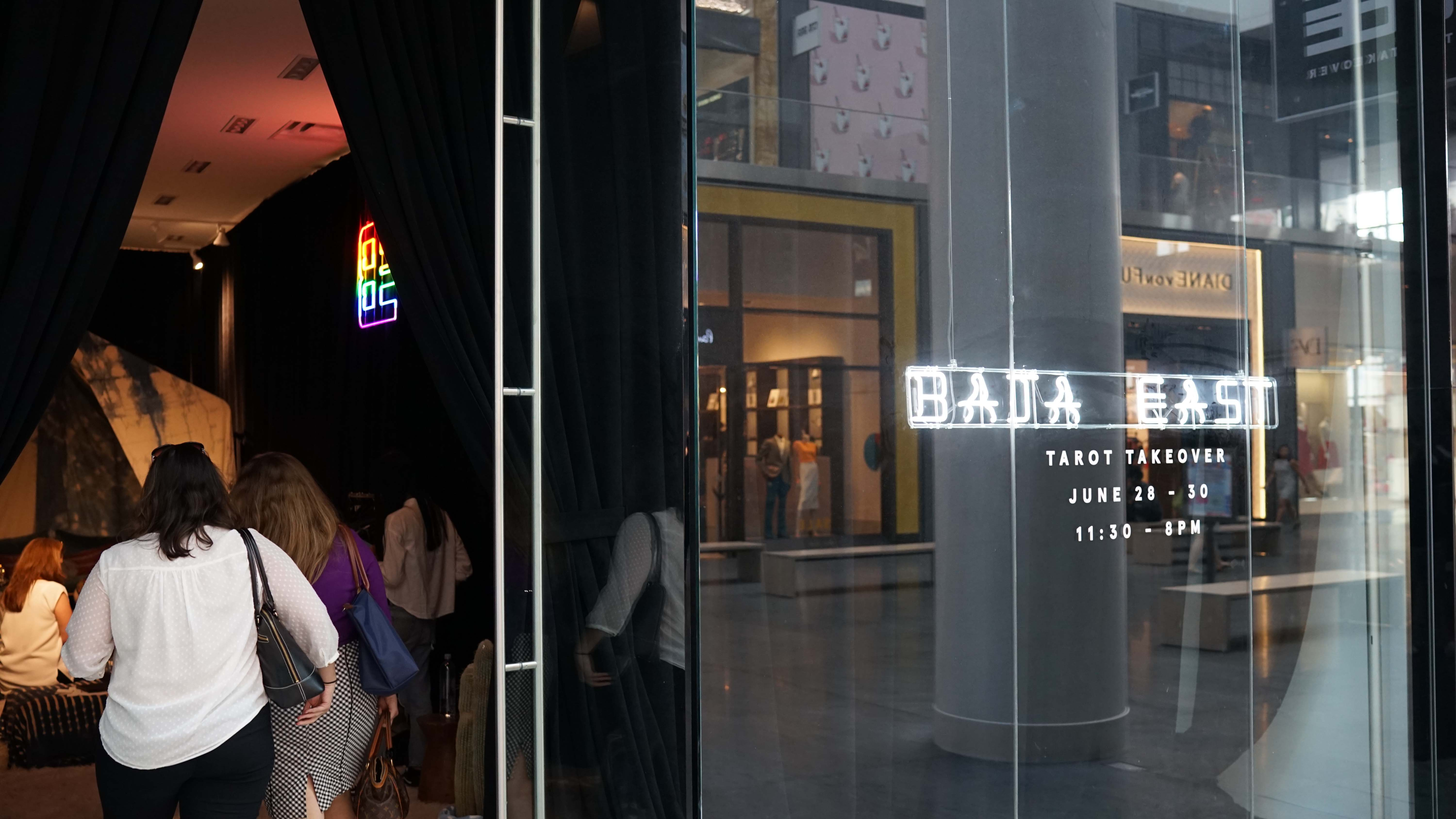 Baja east pop up brookfield place