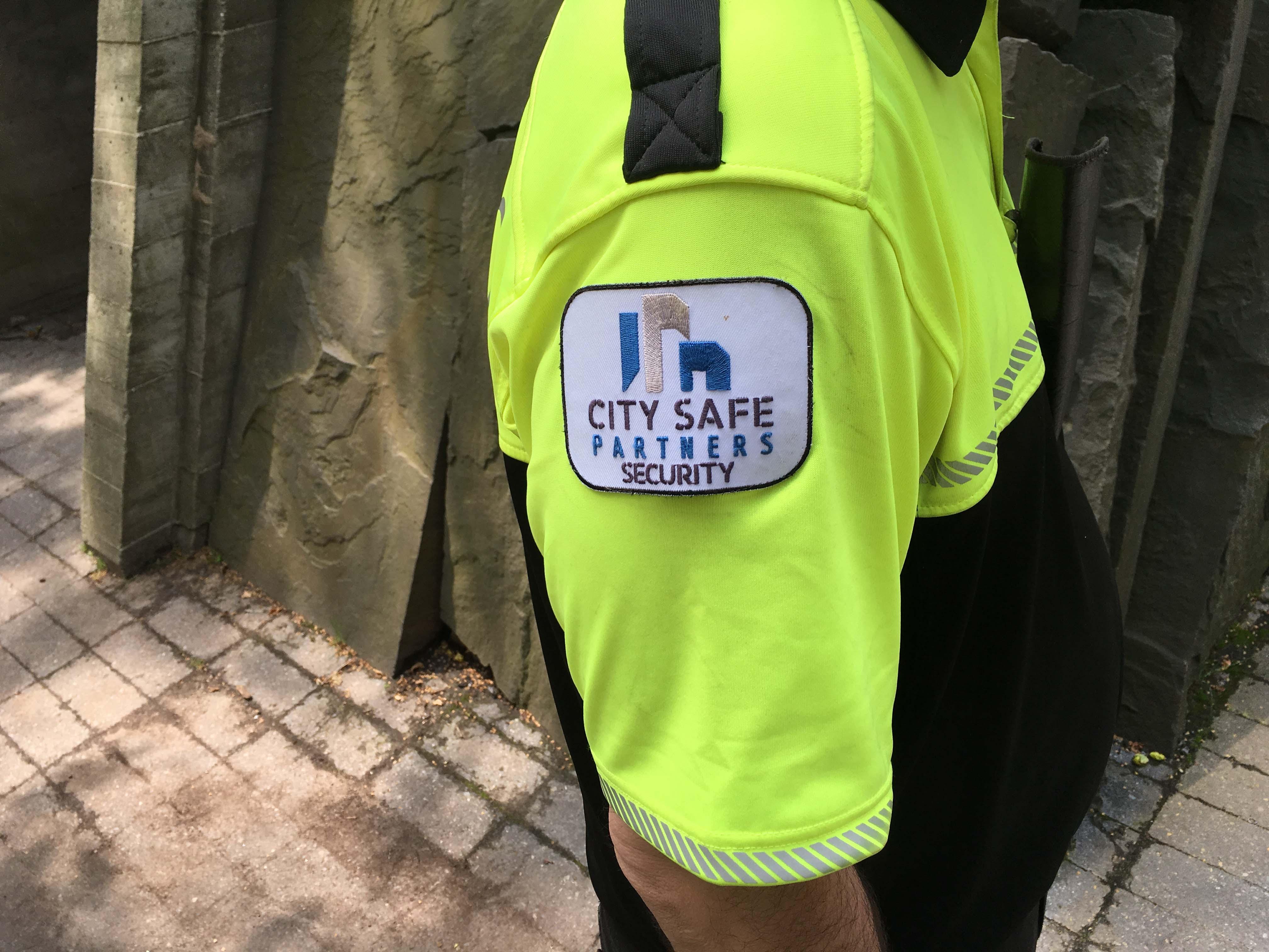 Citi Safe security