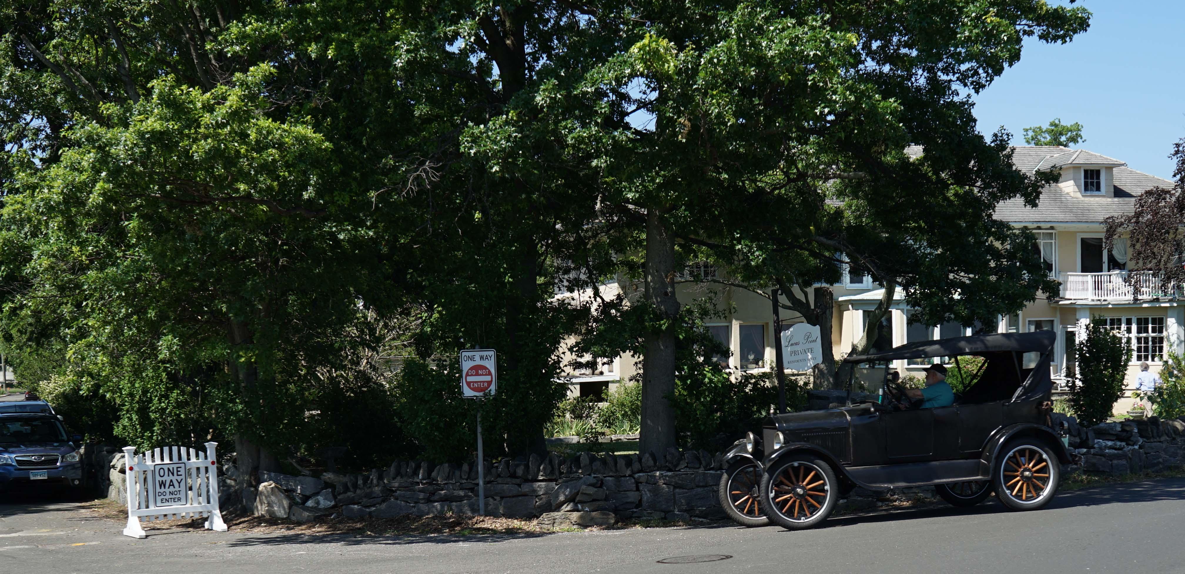 Model T old greenwich